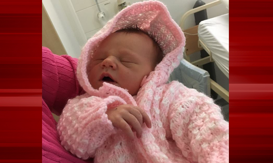 Violet-Ivy Turnbull. Picture released by Police Scotland