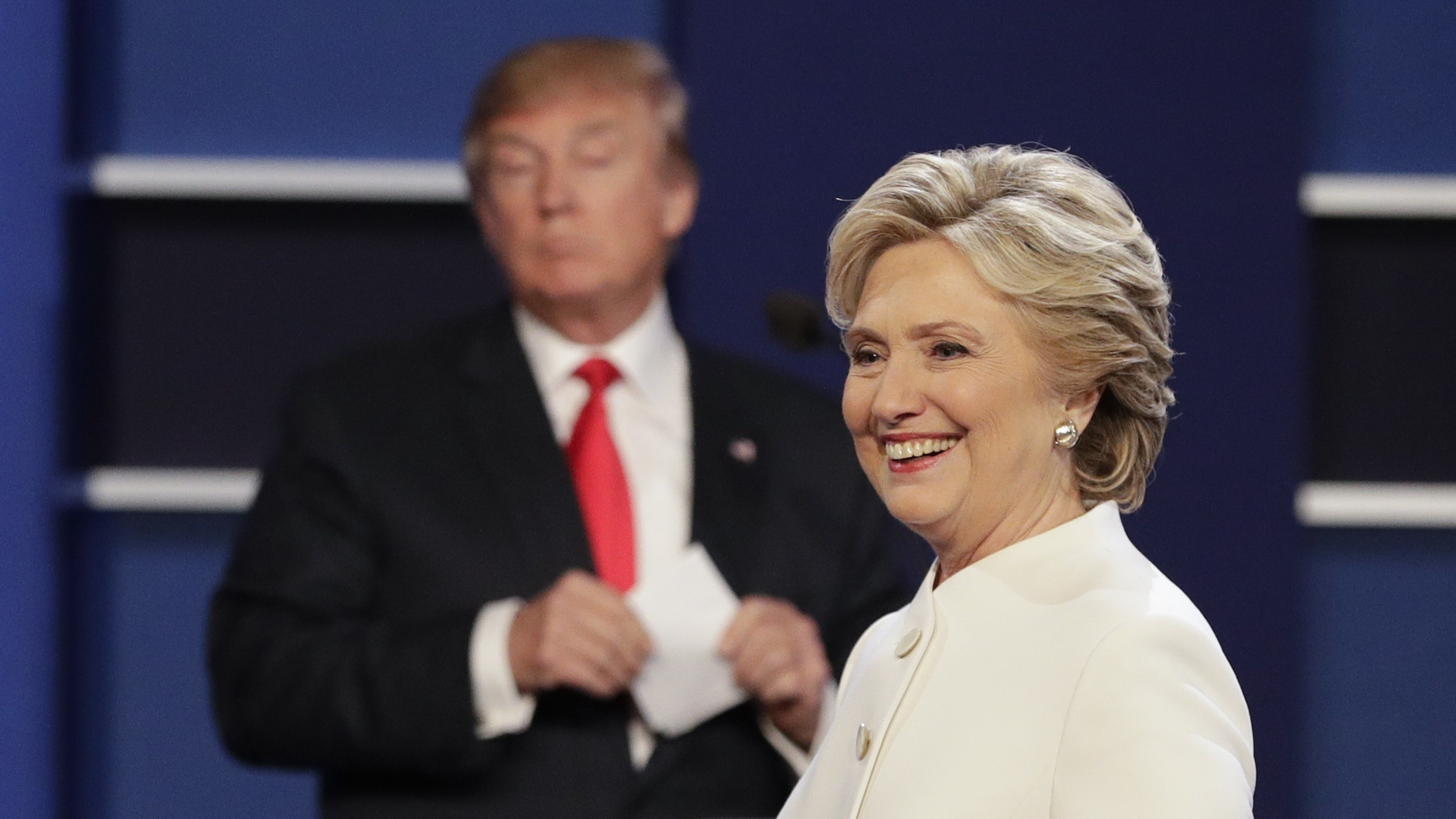 The country will soon decide whether Donald Trump or Hillary Clinton will be the 45th president of the United States.