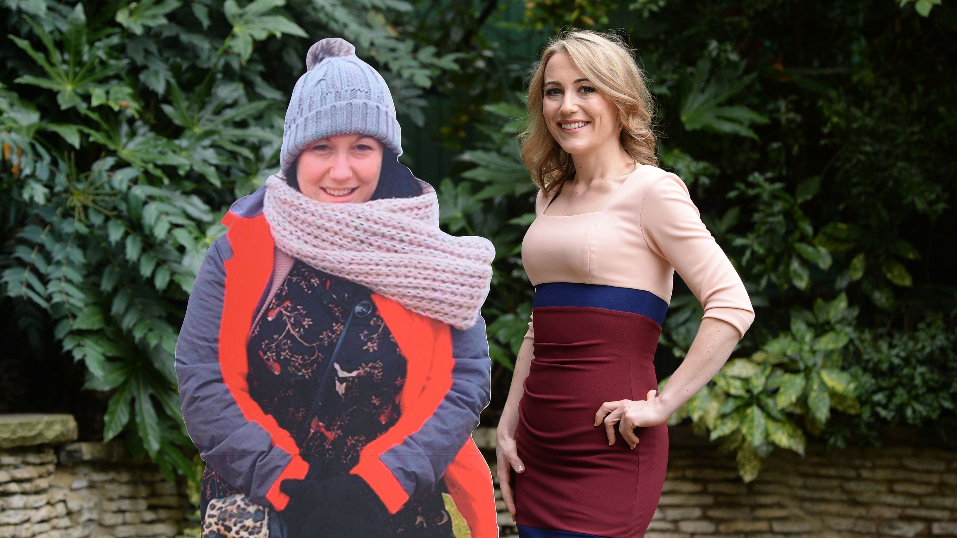 Hollie Barrett named Slimming World's Woman of the Year after dropping six dress sizes.