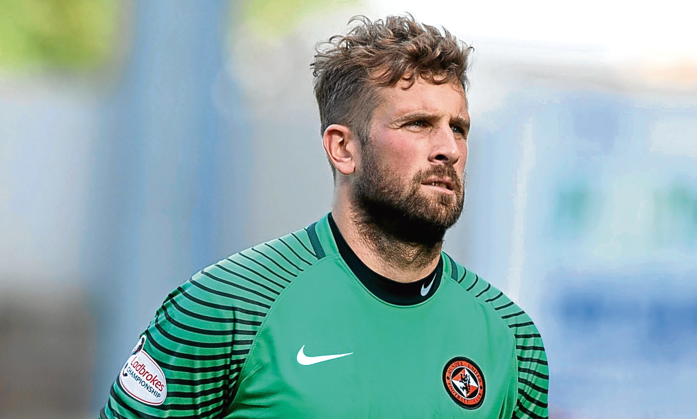 Dundee United goalkeeper Cammy Bell will return to the squad tomorrow