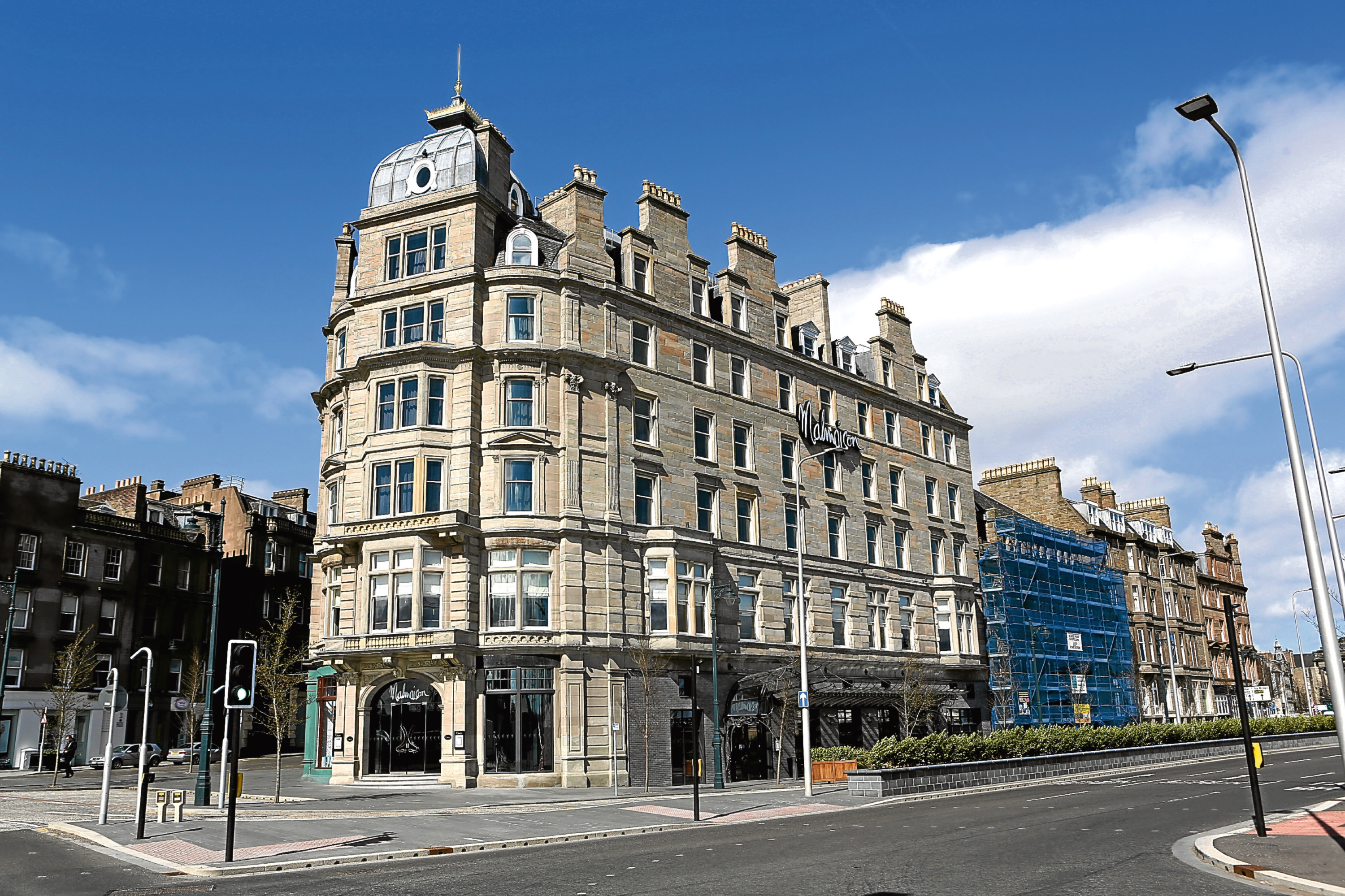 The event will take place at the Malmaison in Dundee
