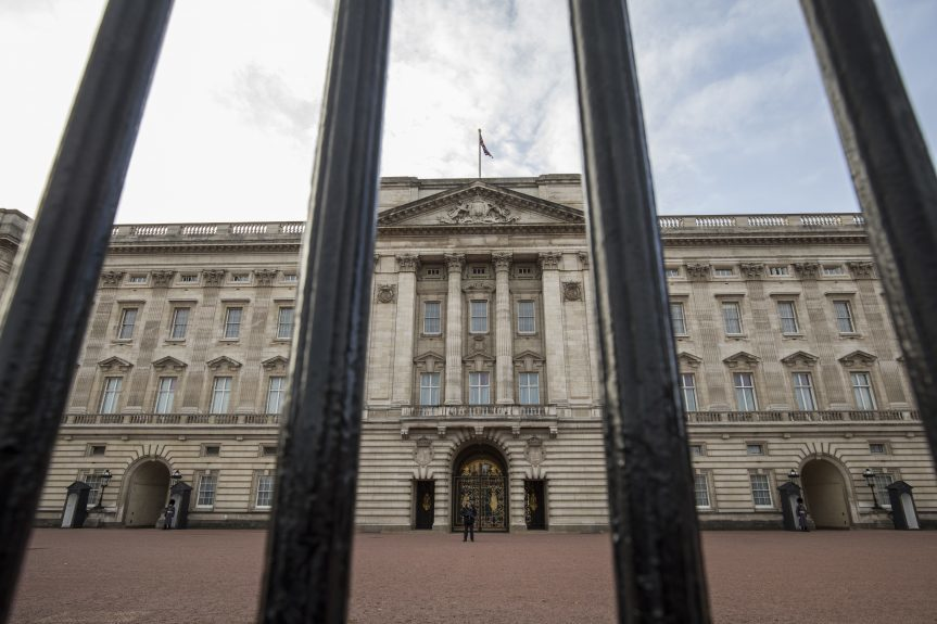 Buckingham Palace Set For £369 Million Refurbishment