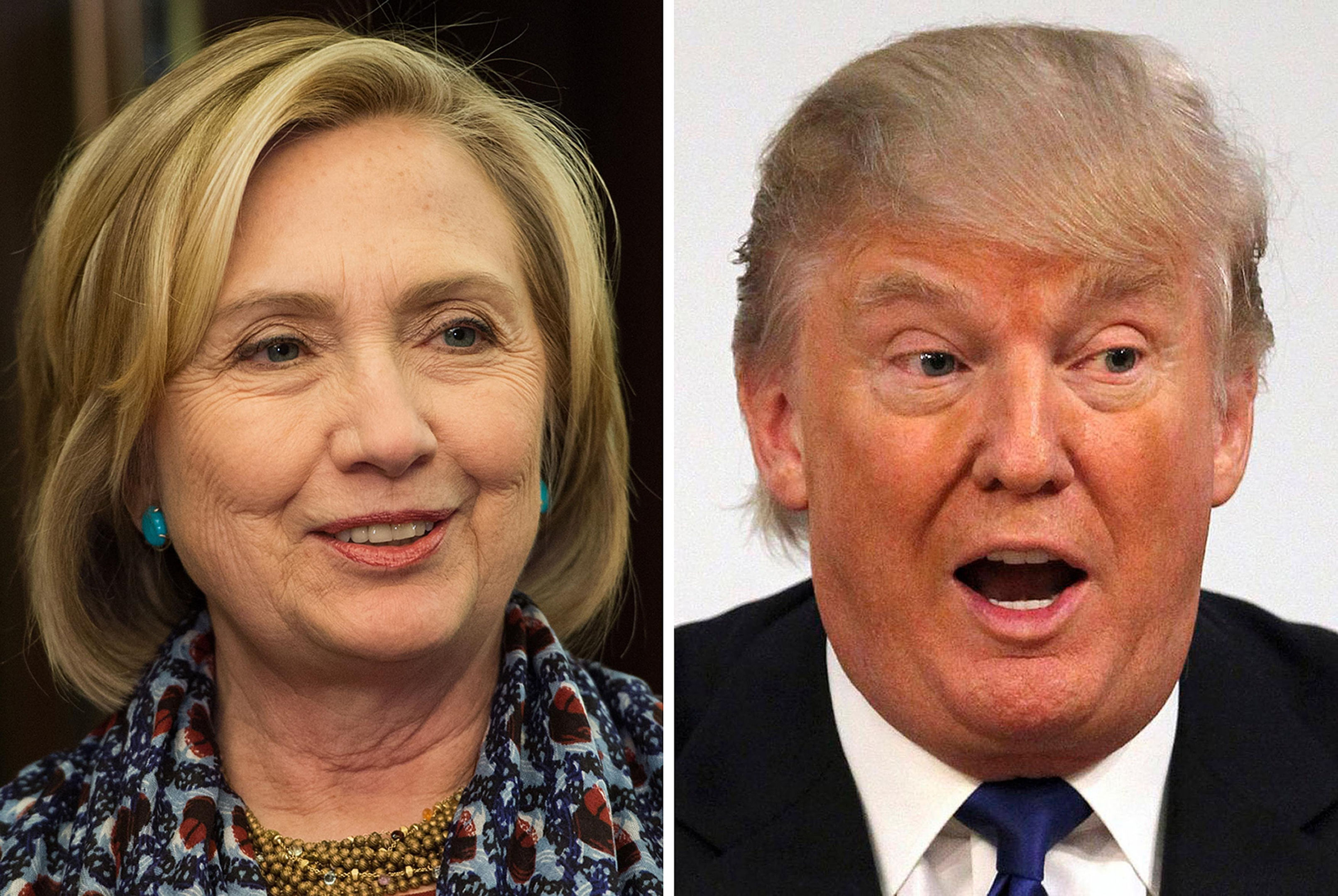 Donald Trump is set to claim victory over Hillary Clinton