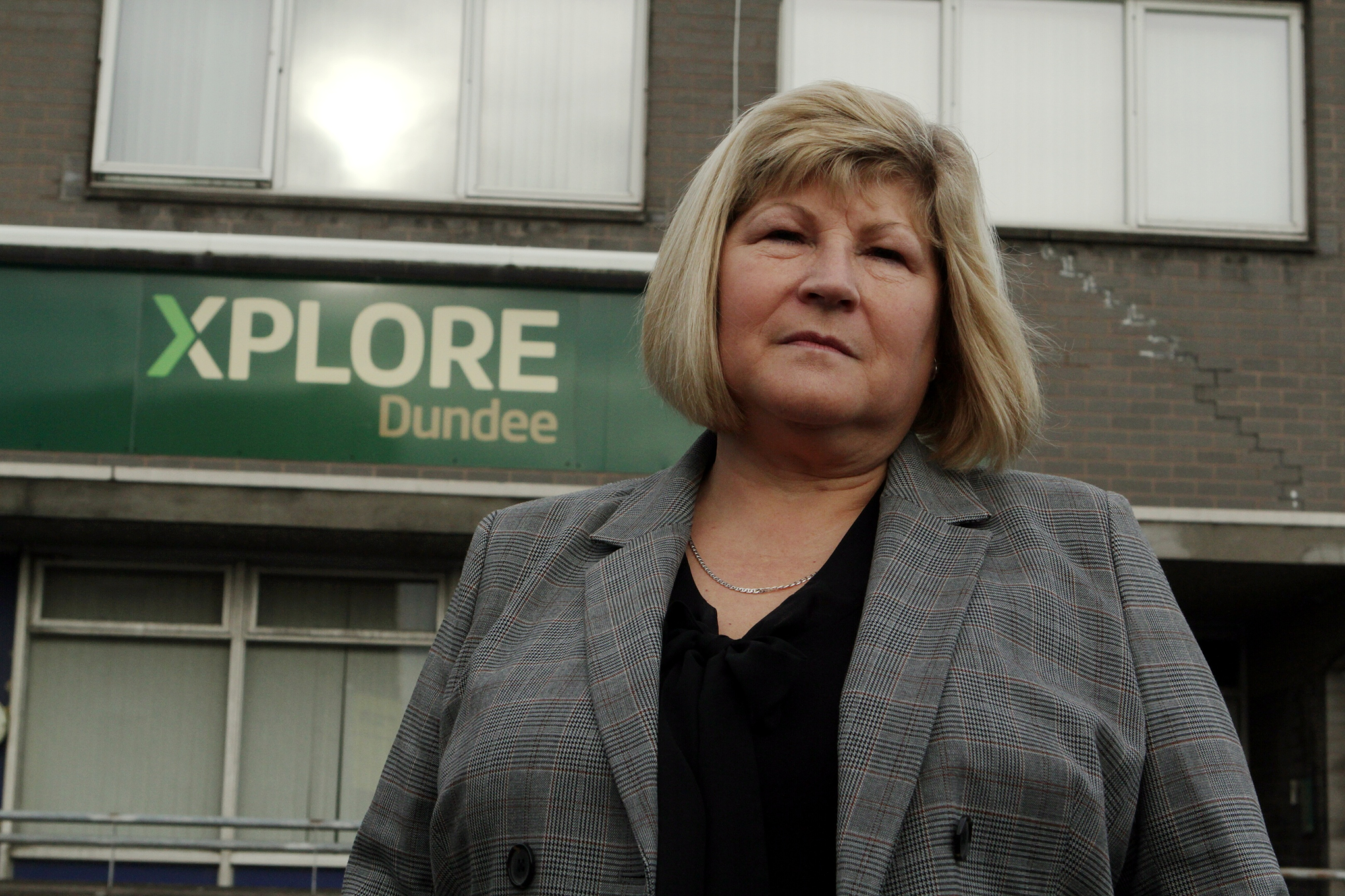Elsie Turbyne Managing Director at Xplore Dundee