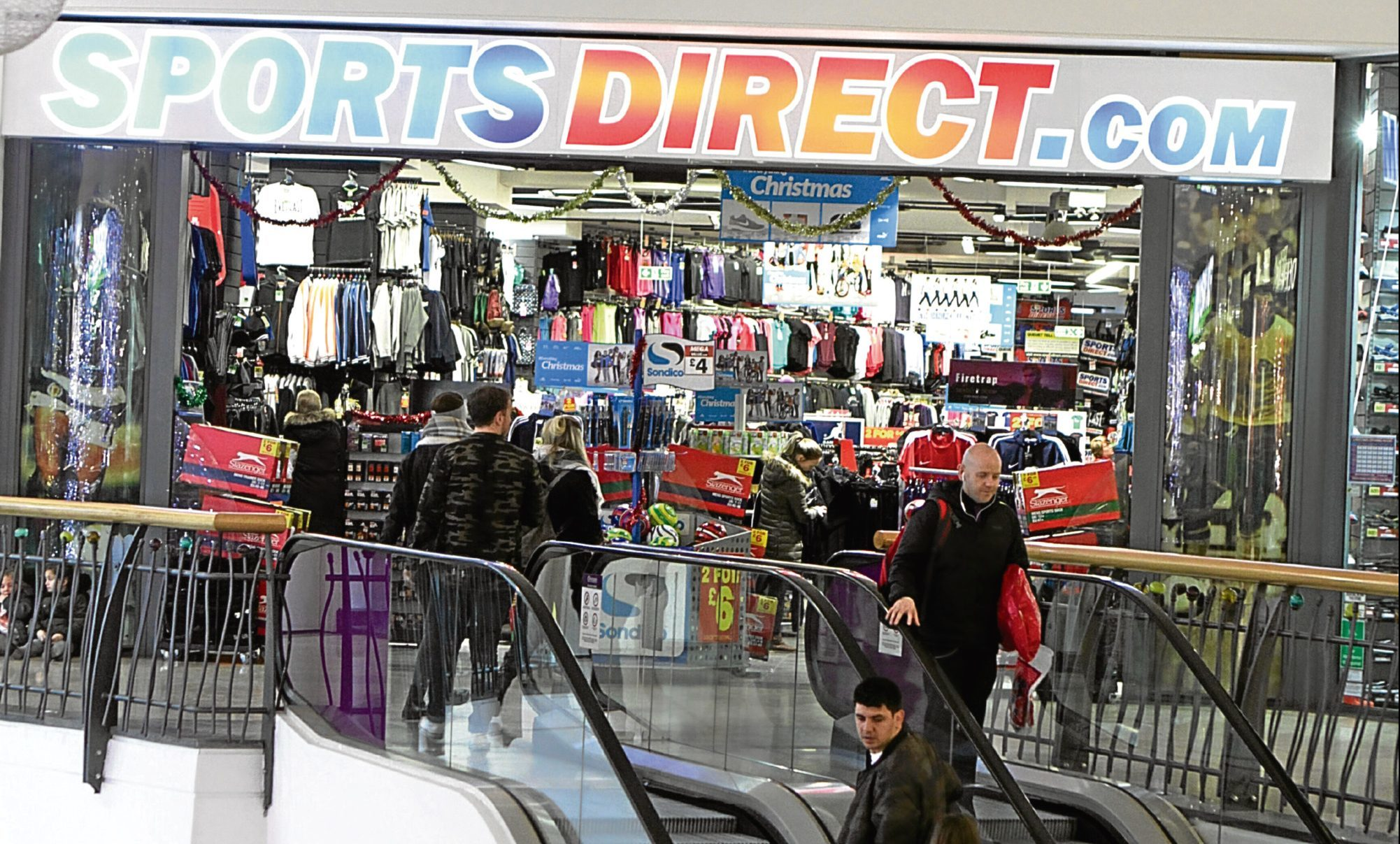 Sports Direct in Overgate