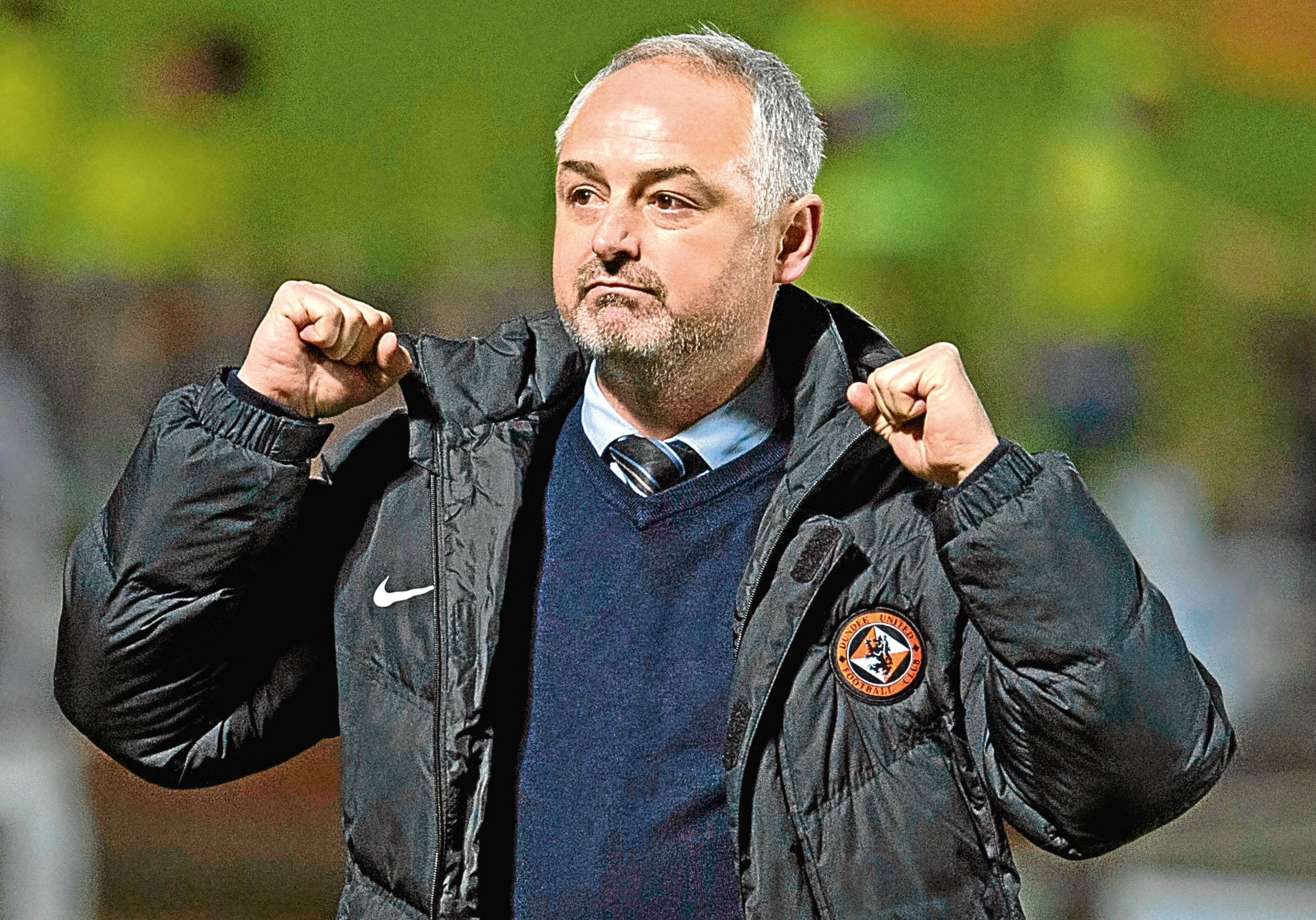 Dundee United manager Ray McKinnon is aware of the threat Gary Harkins poses.