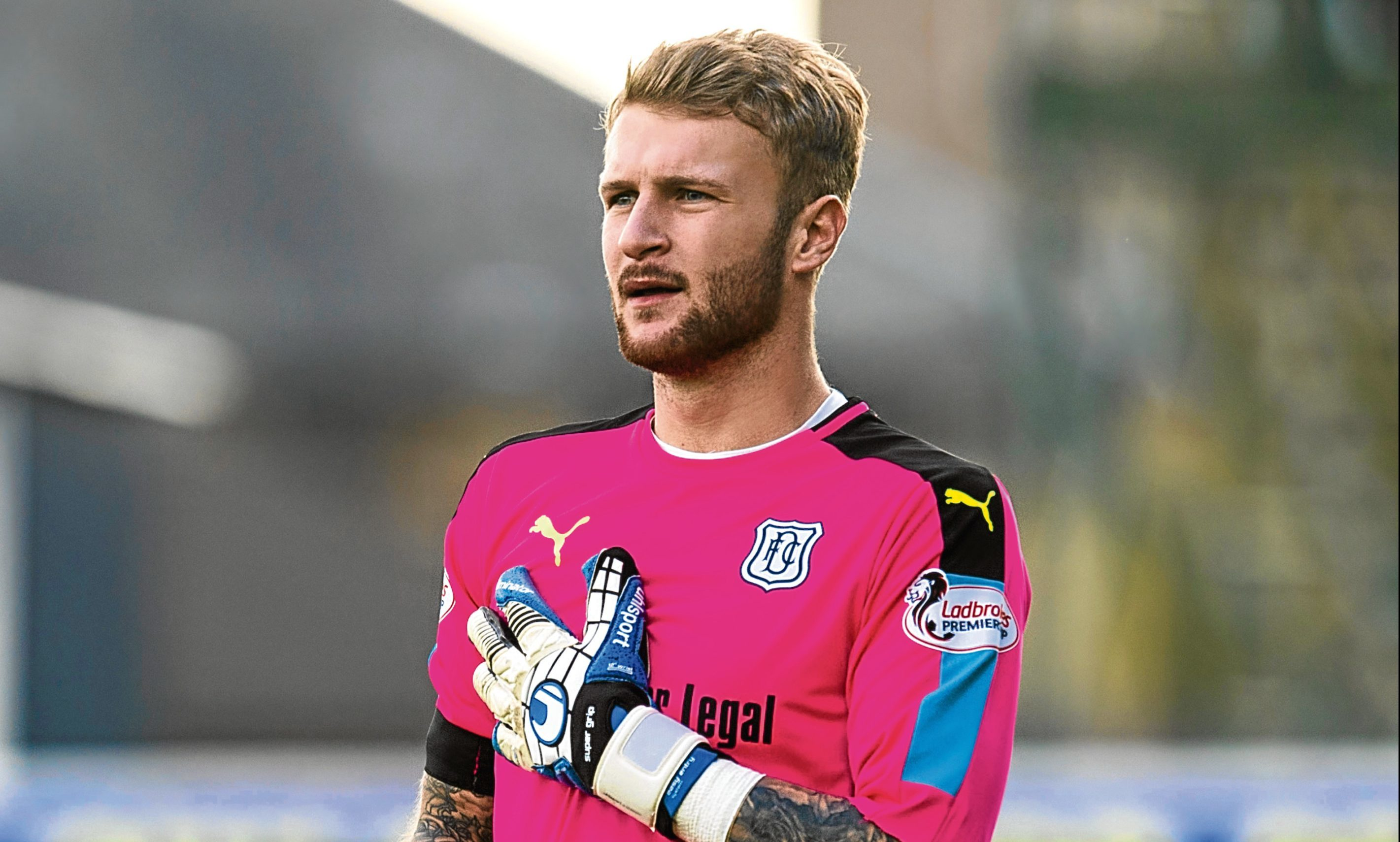 Dundee keeper Scott Bain wants his side to cut off the supply to Ross County's strikers.