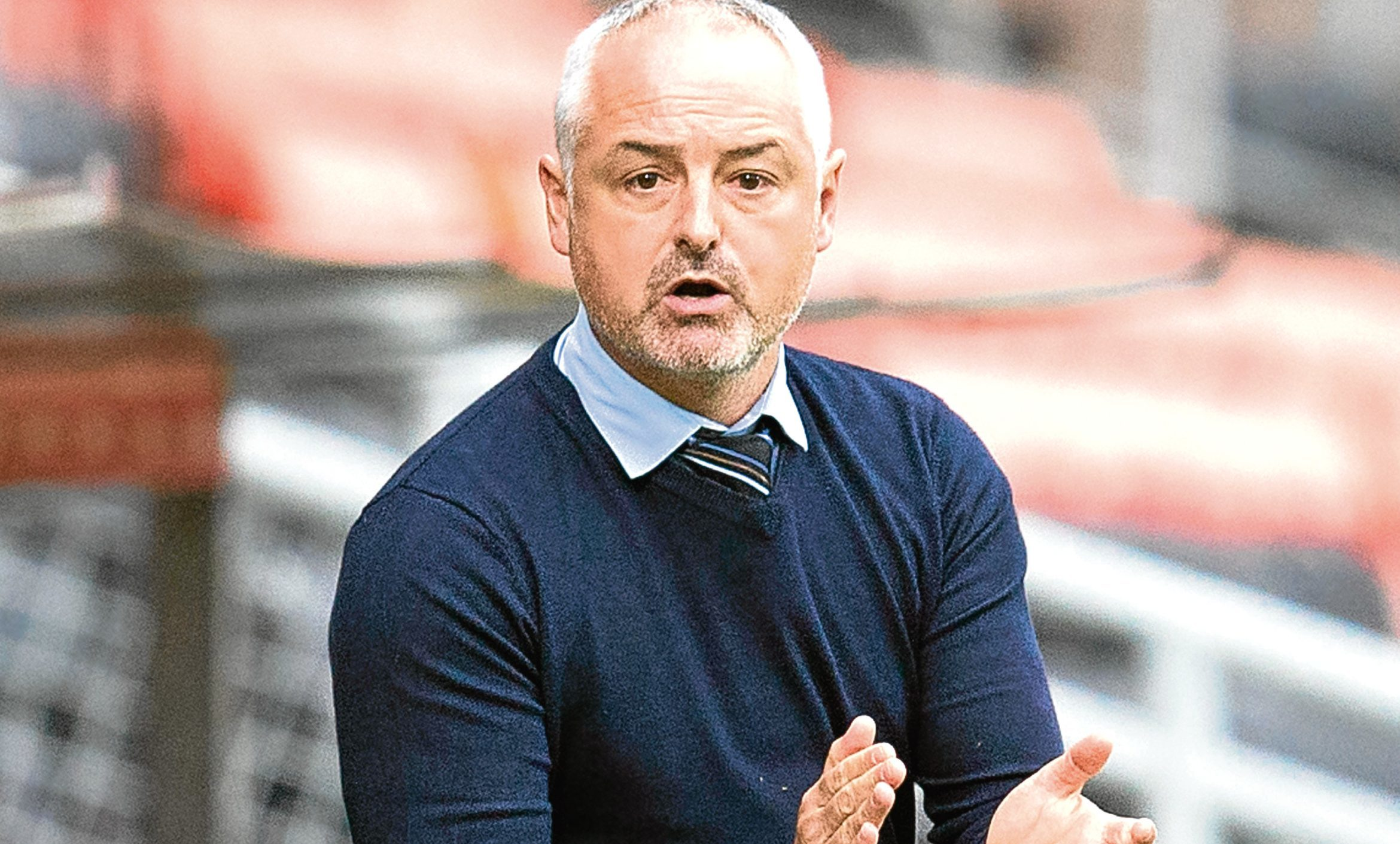 Dundee United manager Ray McKinnon points to teamwork for his side's recent excellent defensive displays.