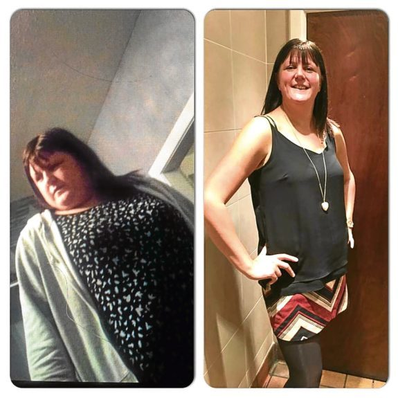 janette duncan loses four stone