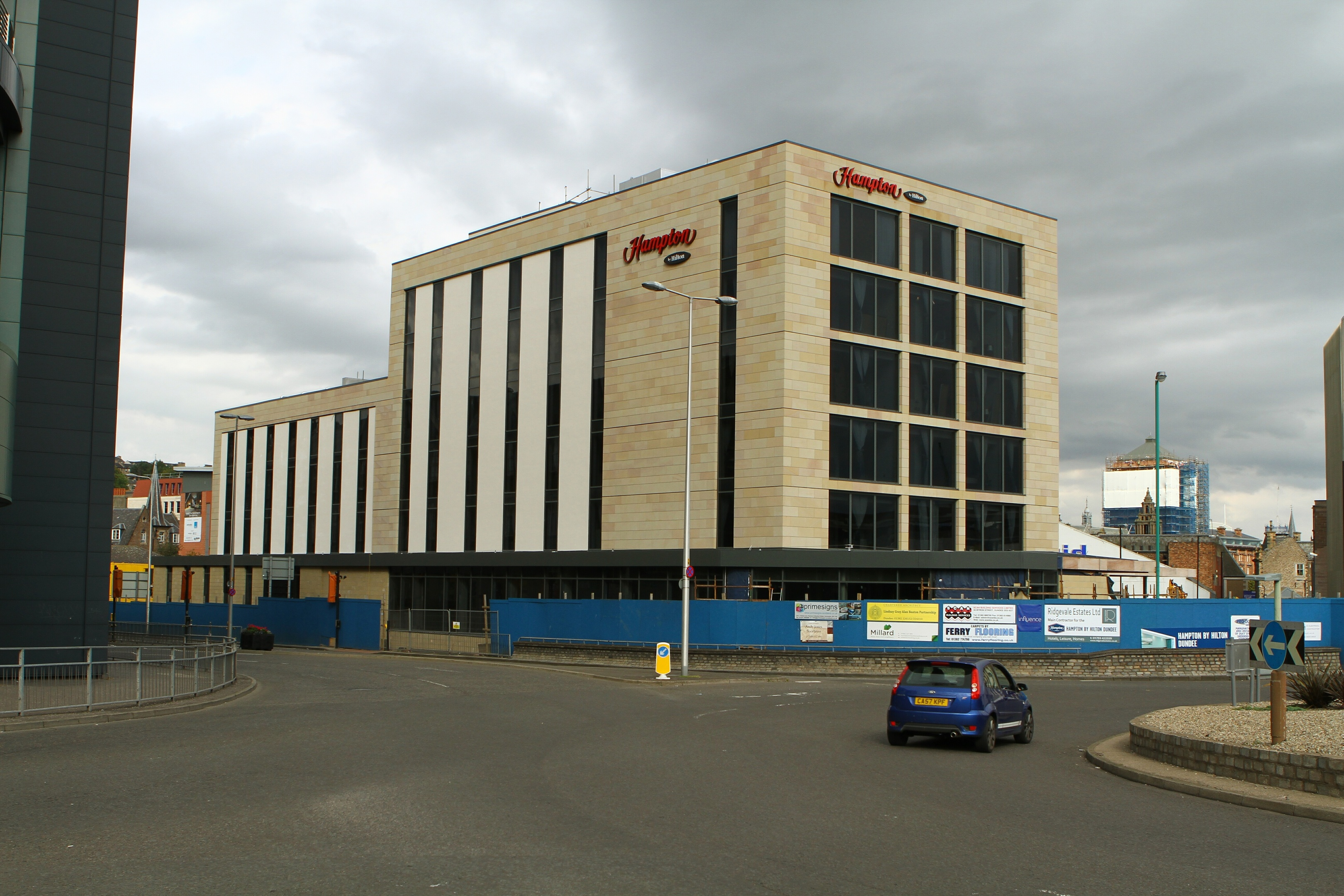Hampton by Hilton at West Marketgait