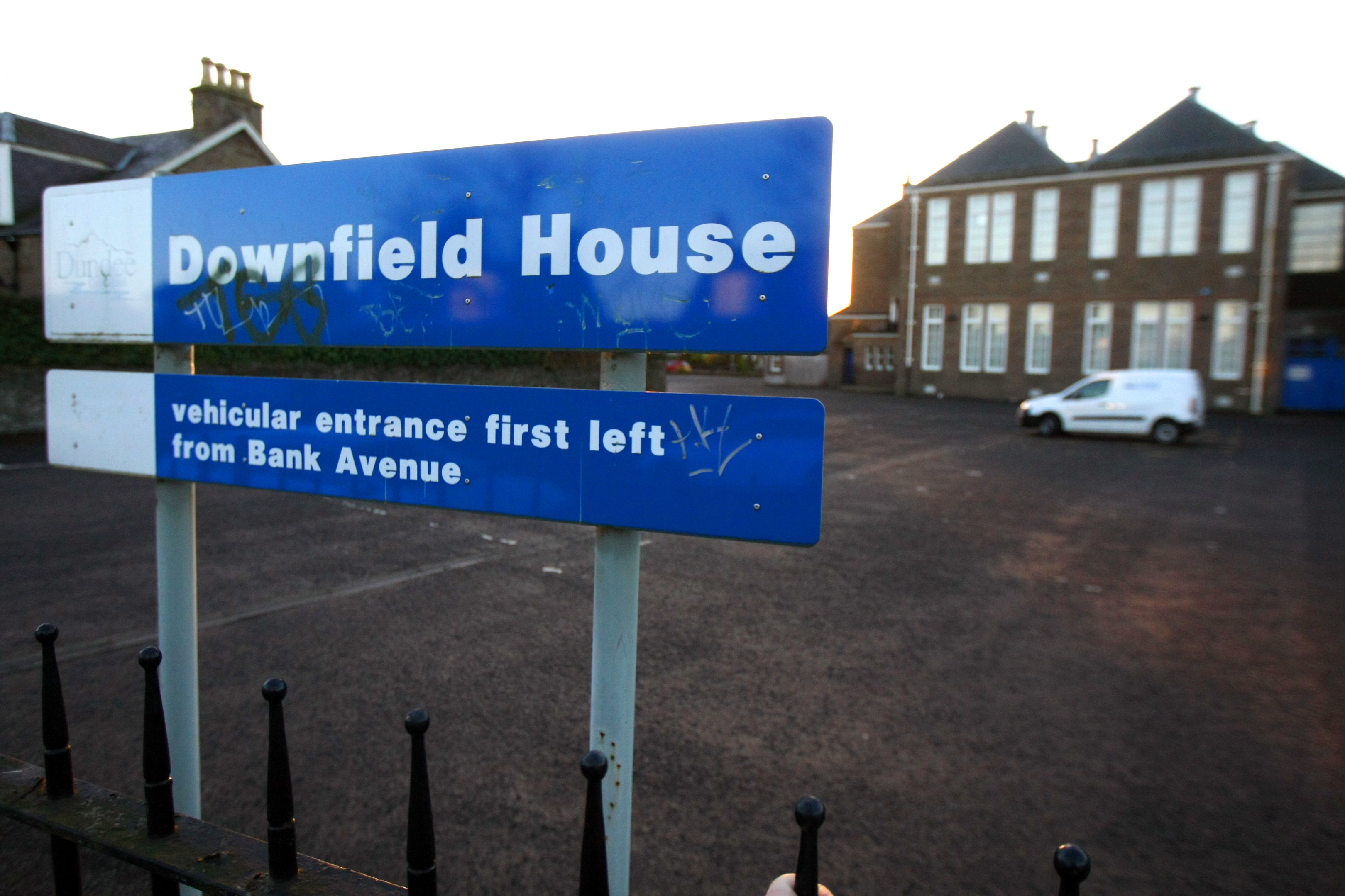 Downfield House.