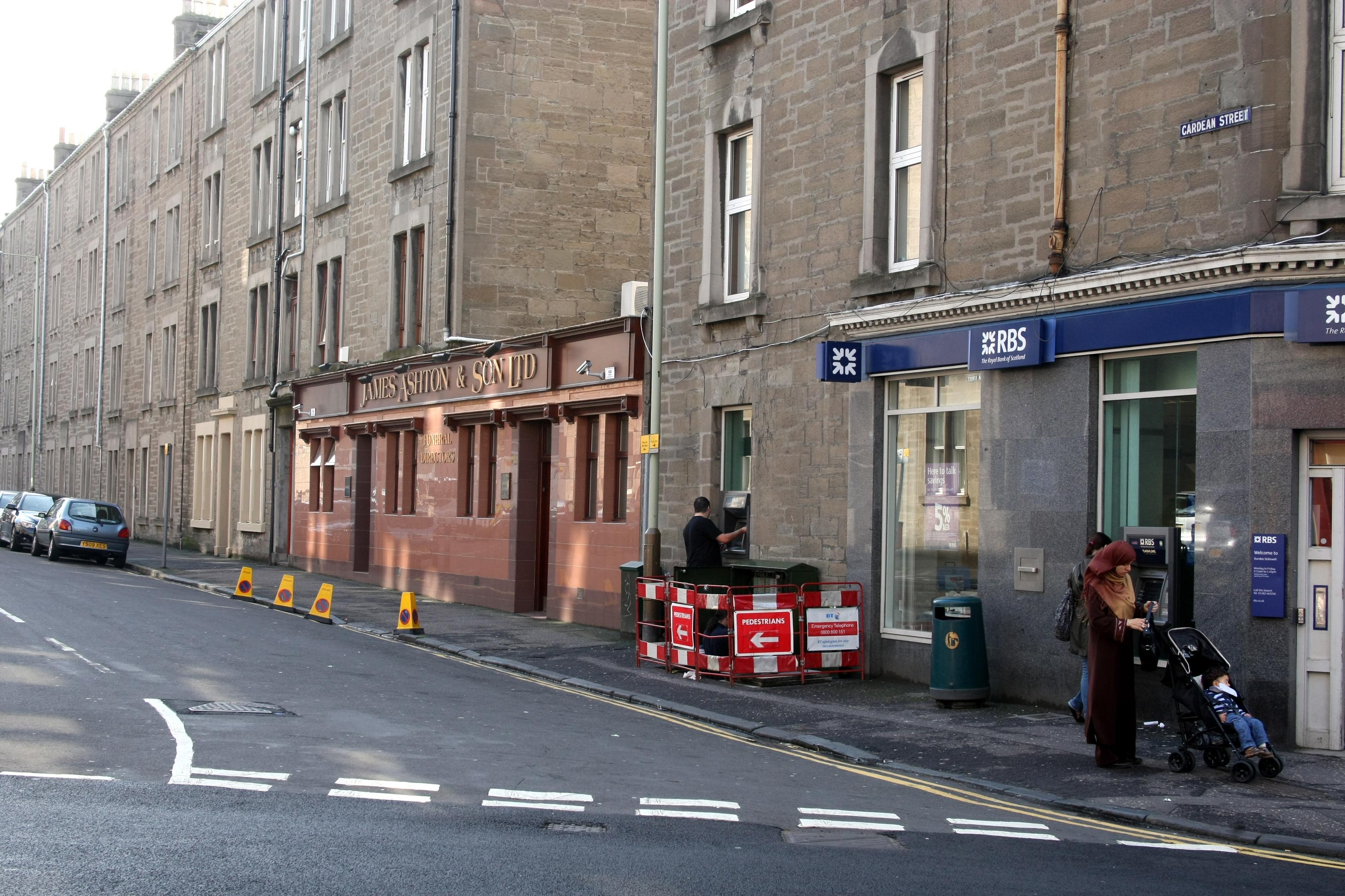 Cardean Street.