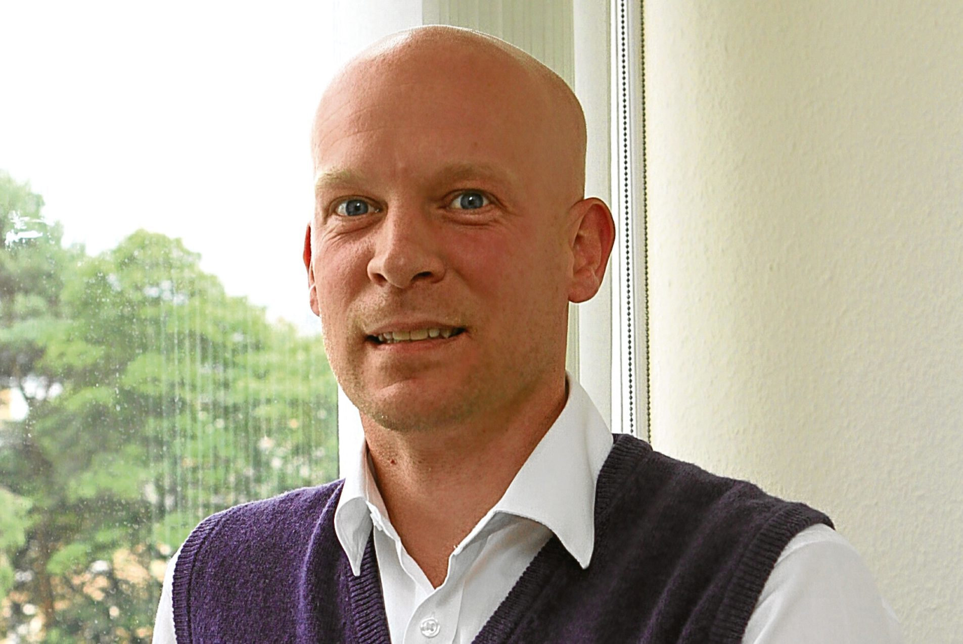 David Coulson, associate  director of pharmacy at the Kings Cross Health and Community Care Centre