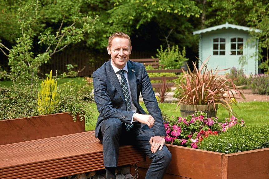 Archie Foundation CEO David Cunningham.