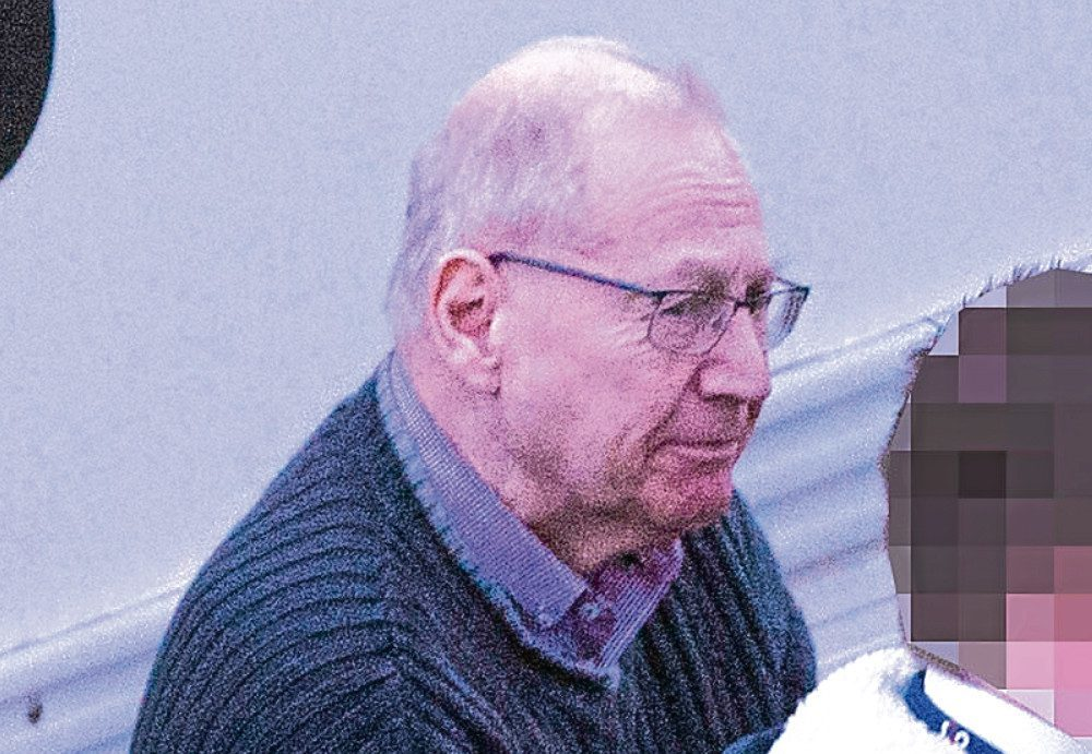Robert Lightband at Dundee court