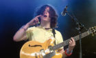 Kyle Falconer of The View in 2006 at Radio 1s Big Weekend.