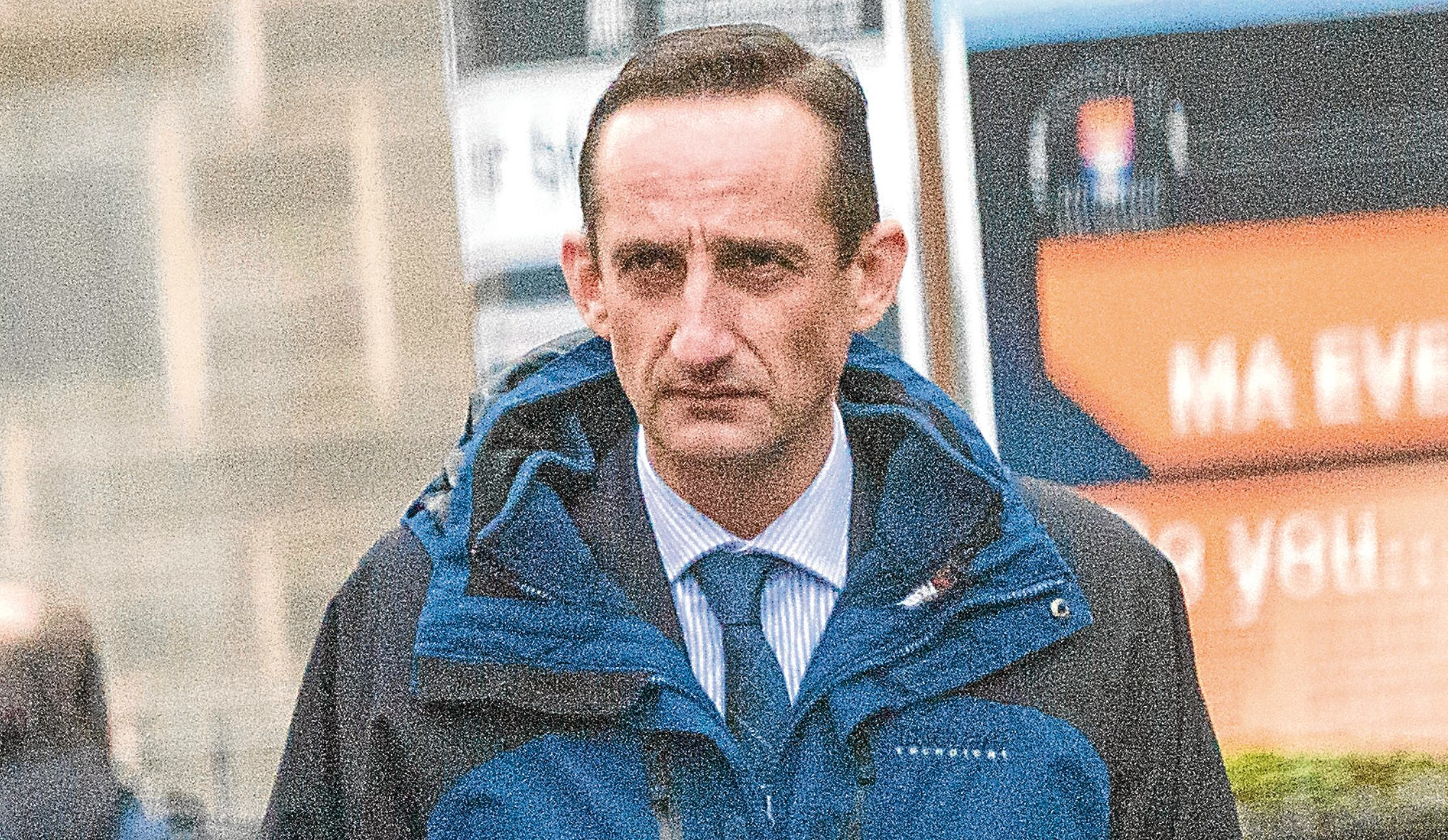 Clive Weatherhogg, who is appealing his conviction