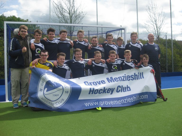 It's been quite a year on the pitch for Grove Menzieshill — both men's and women's teams qualified for European competition for the first time in nearly 30 years while the U/18 boys lifted both indoor and outdoor Scottish Cups. The Men's team are currently top of the Regional Central League and the club's youth section is continuing to grow.