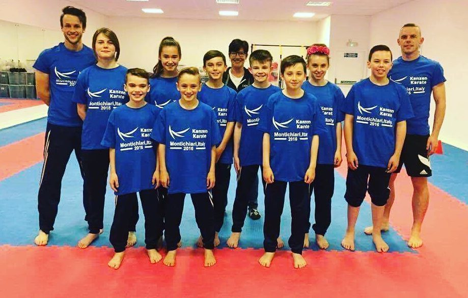 Dundee-based Kanzen Karate Scotland (KKS) launched the successful bid to host the competition
