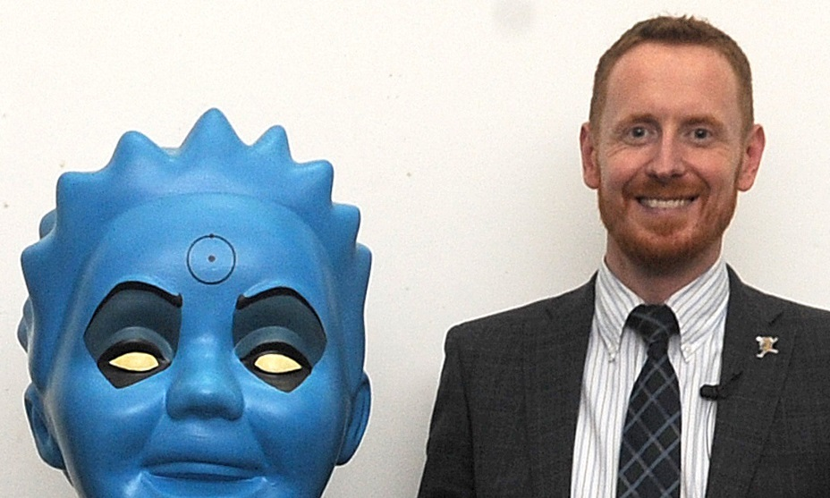 The Archie Founcation Chief Executive David Cunningham