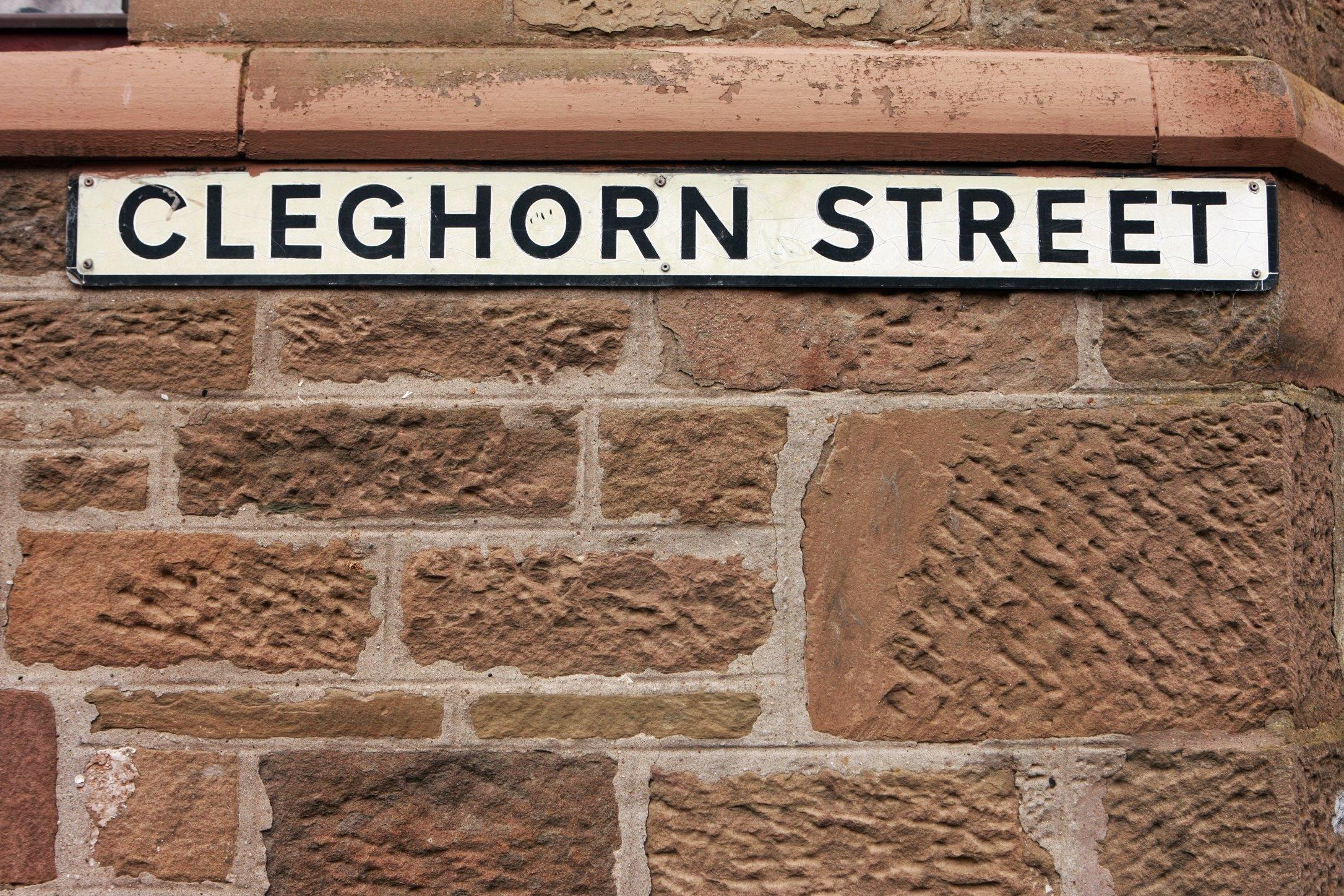 Cleghorn Street, Dundee.