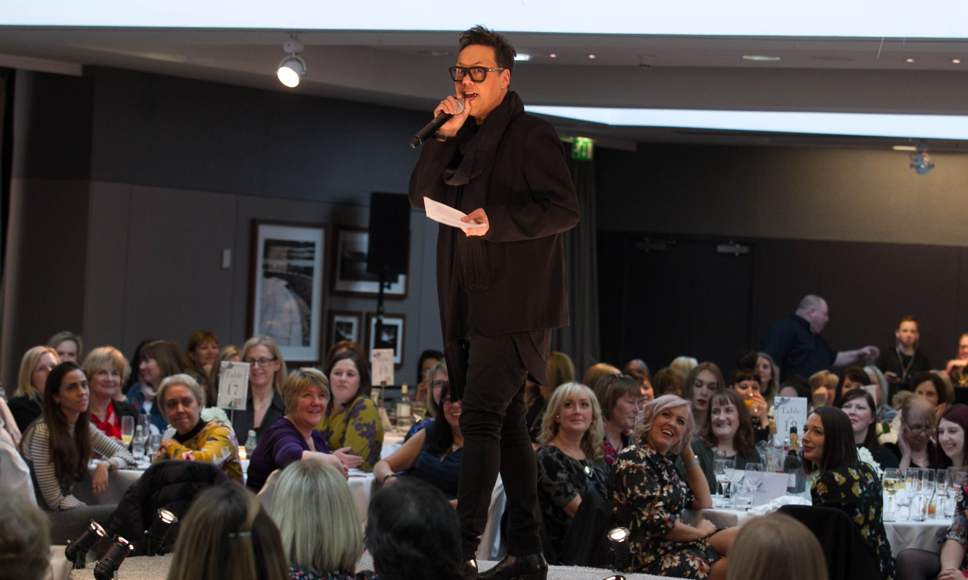 Gok Wan in Dundee last month