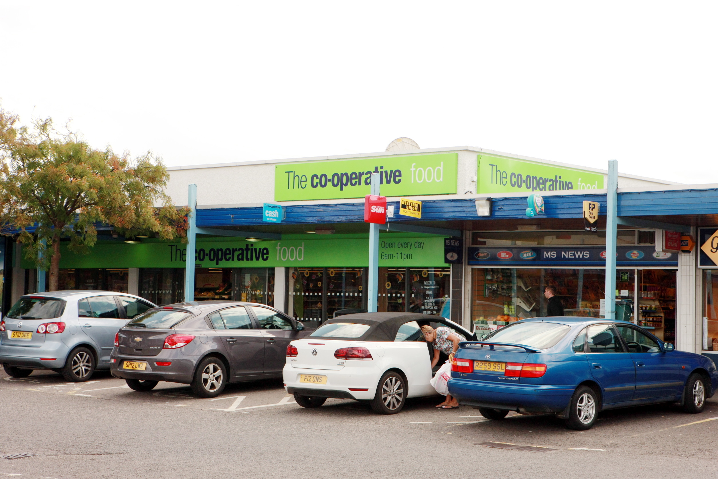 The Co-op at Campfield Square