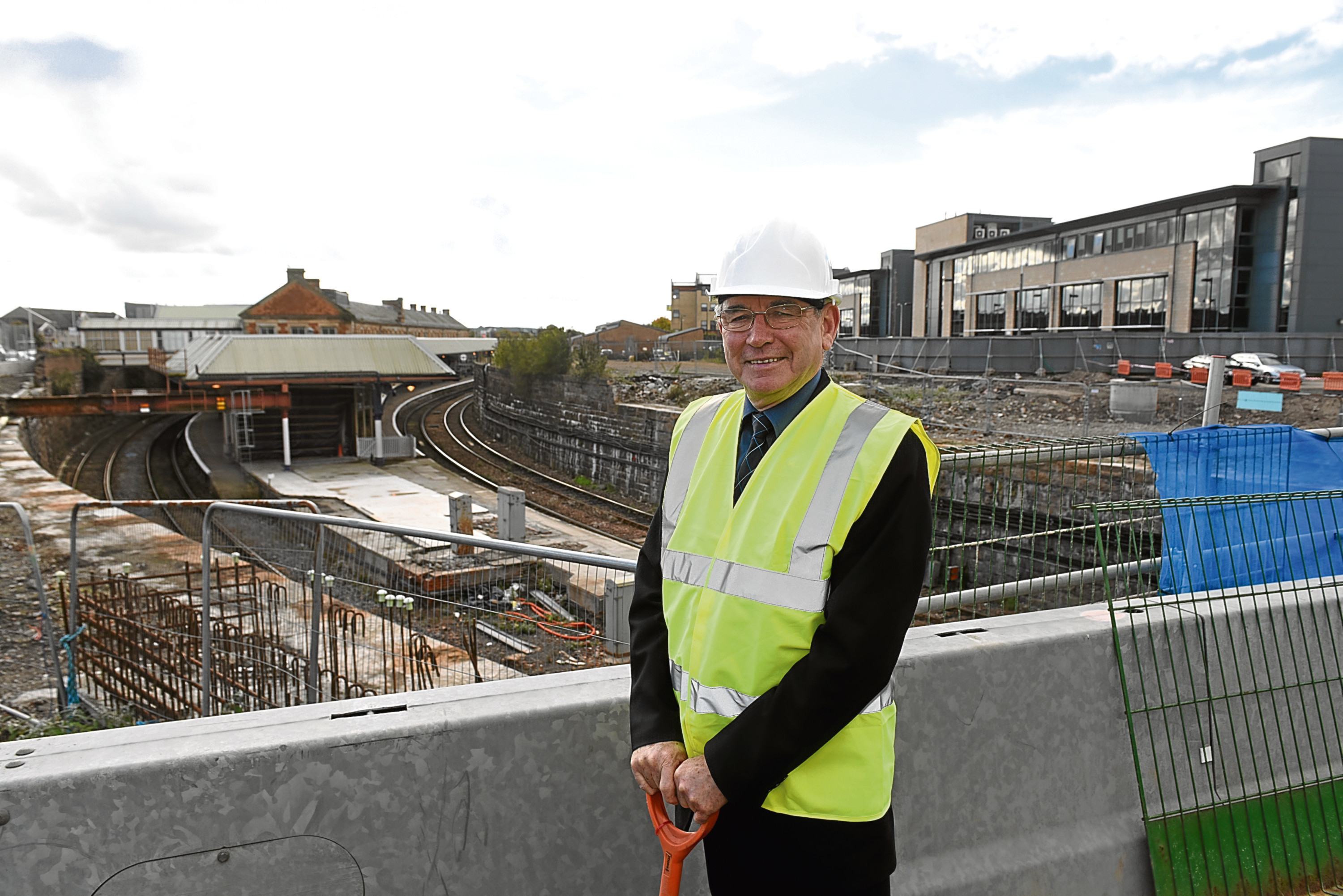 Council leader Ken Guild said work needs to be done to create jobs.