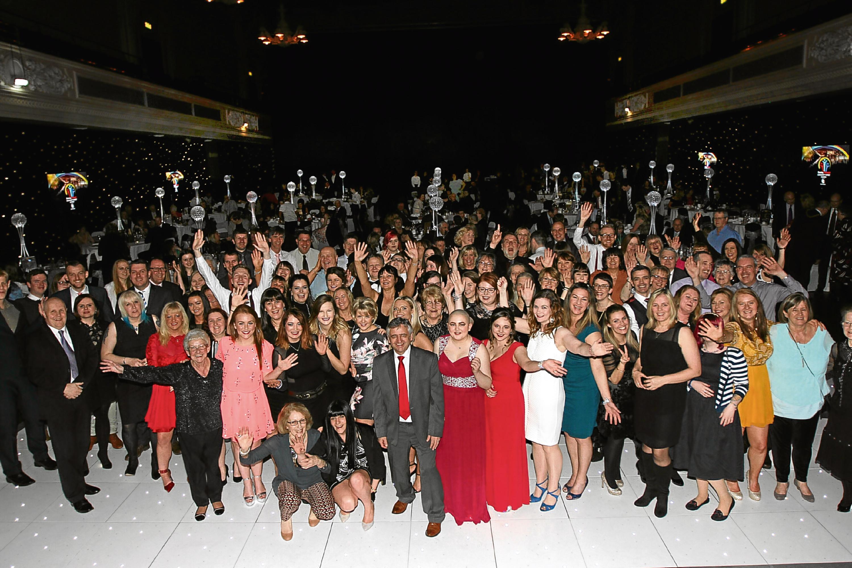 G Jennings pic, community spirit awards,
