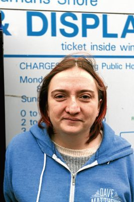 """Claire Walker, 35, from Newport, said: """"This is rubbish - that parking prices are going up again. I really object to any further price rises."""""""