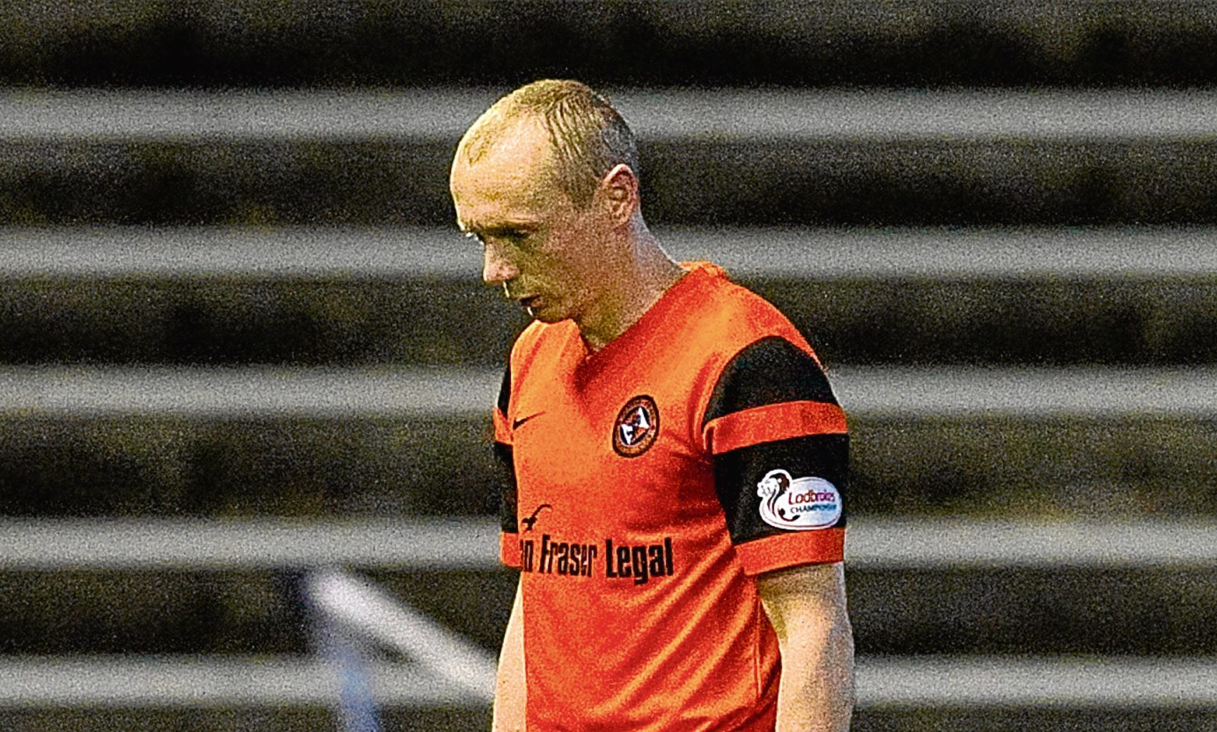 Willo Flood knows Dundee United have to do much better if they are to have any chance of promotion.