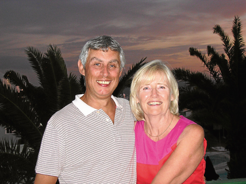 Derek and Sheila Robertson