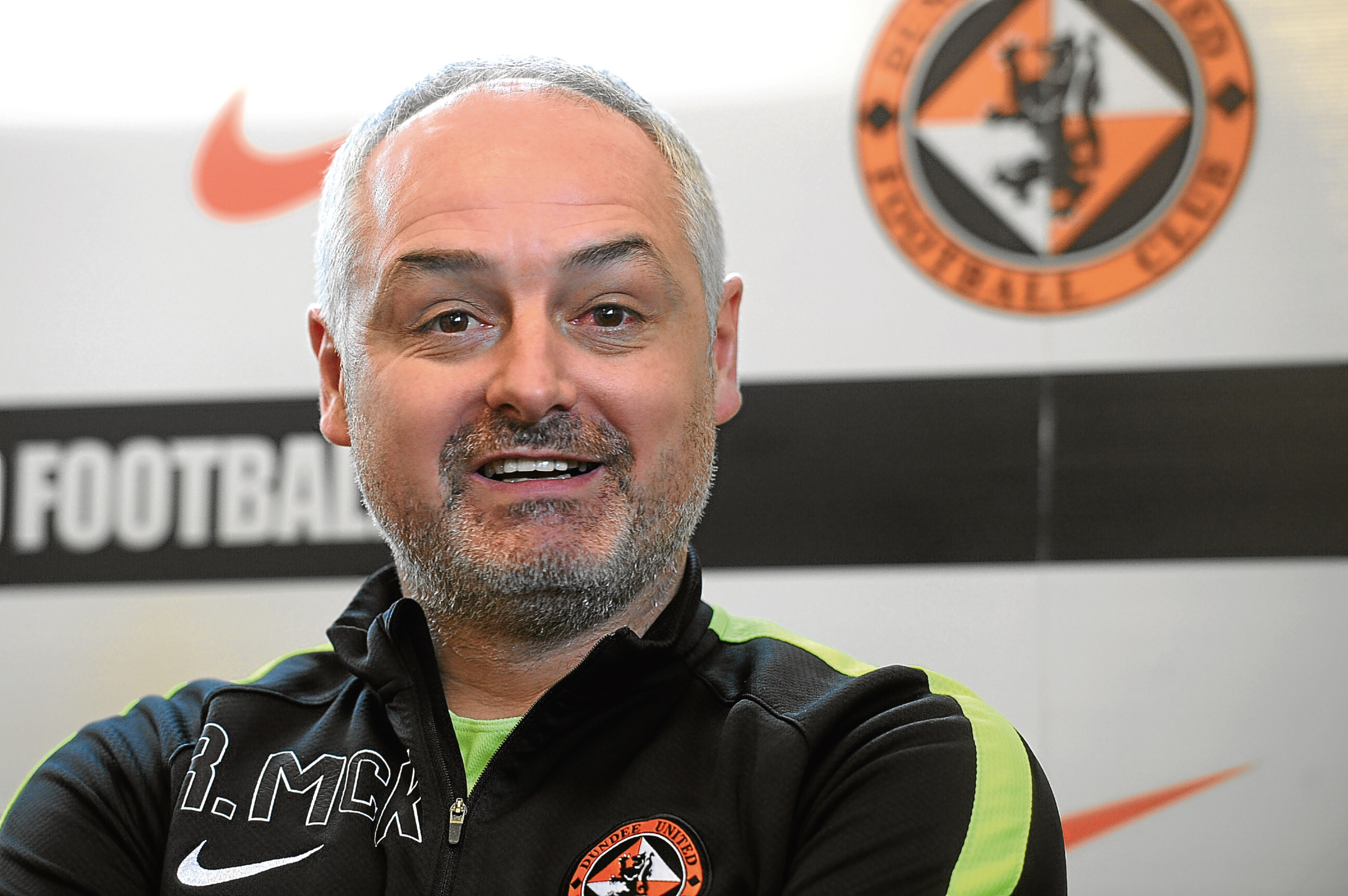 Ray McKinnon is hoping to clinch a win over Morton.