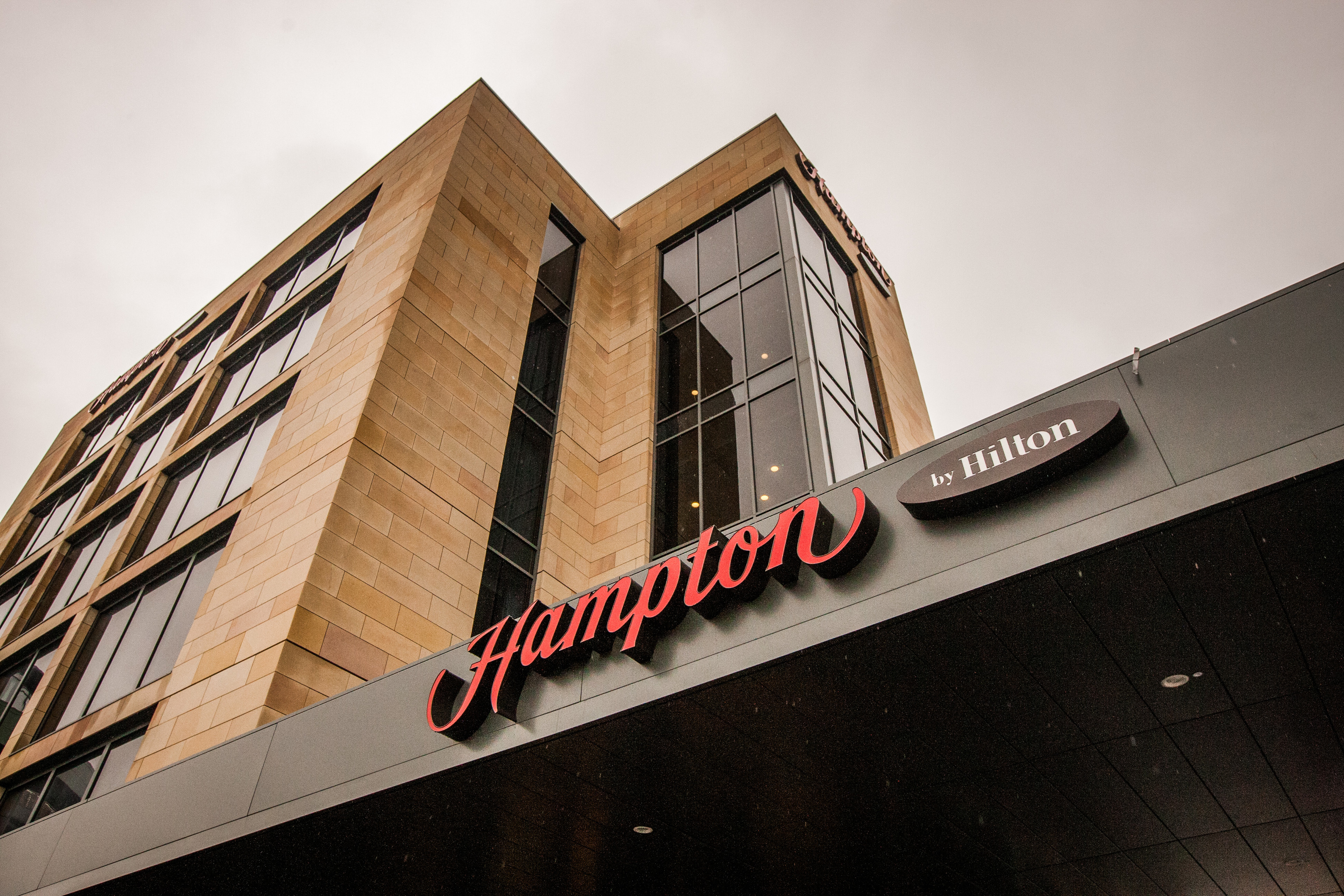 Dundee's Hampton by Hilton is set to open next month