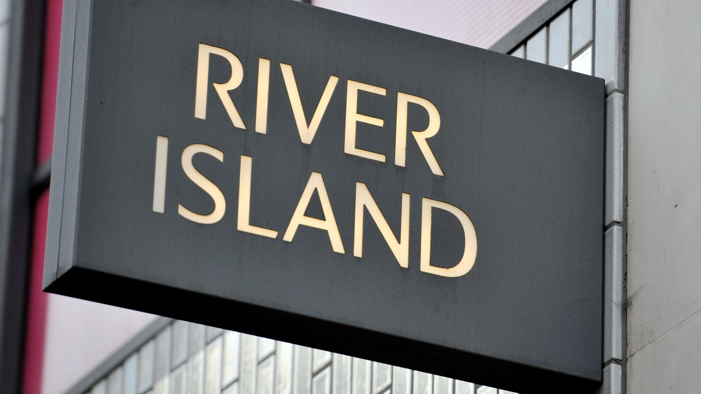 River Island is temporarily closing its doors.