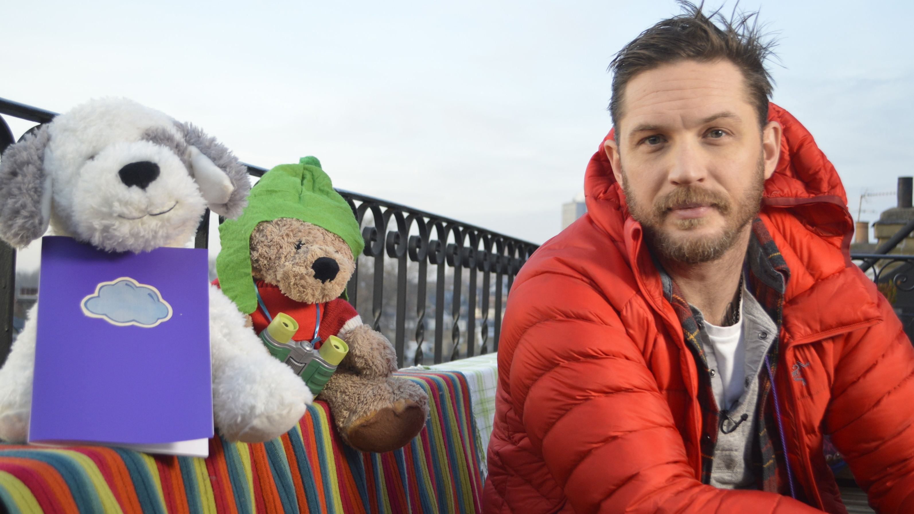 Adults have admitted switching over to children's TV channel CBeebies to watch the heartthrob.