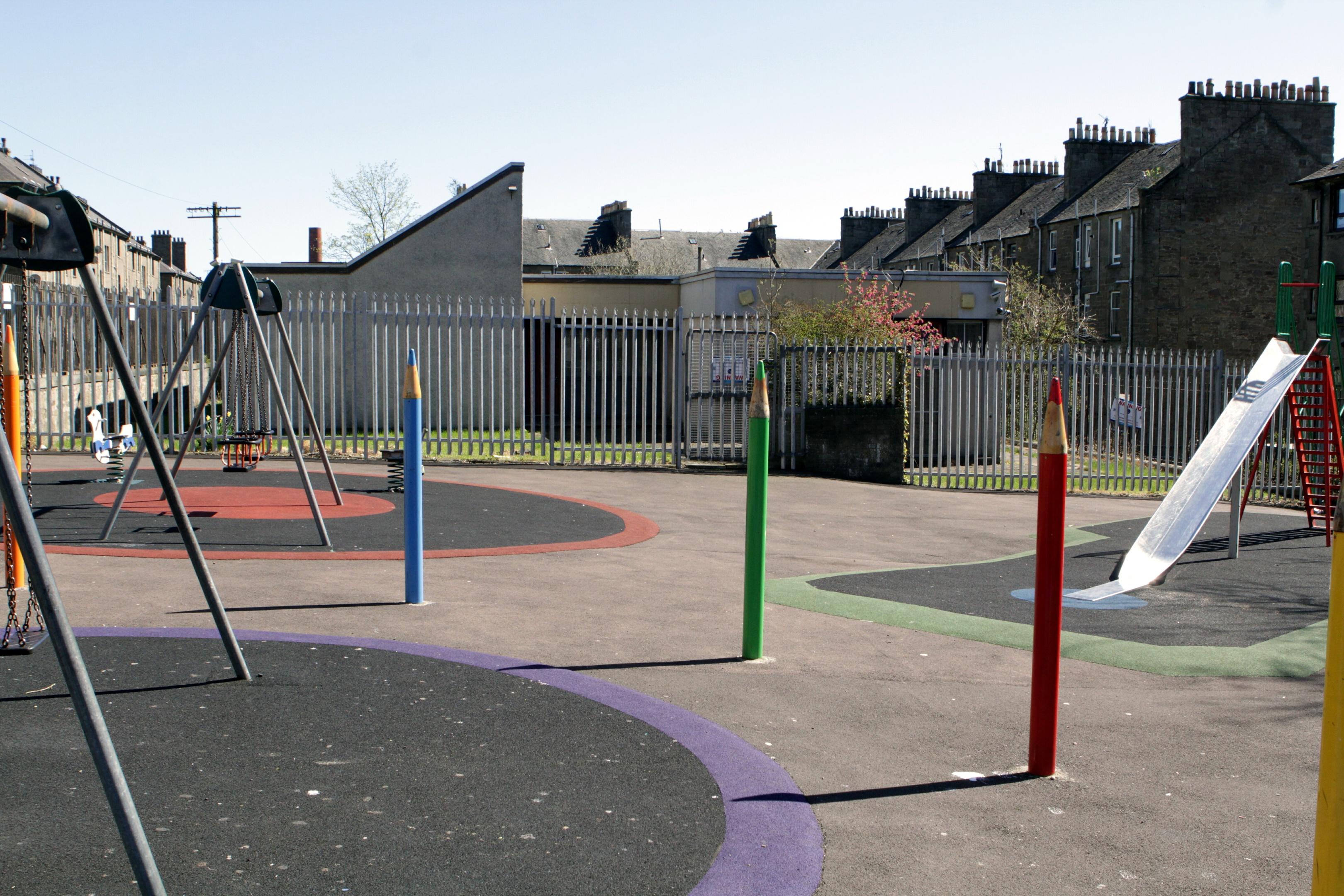 The old Dens Road nursery