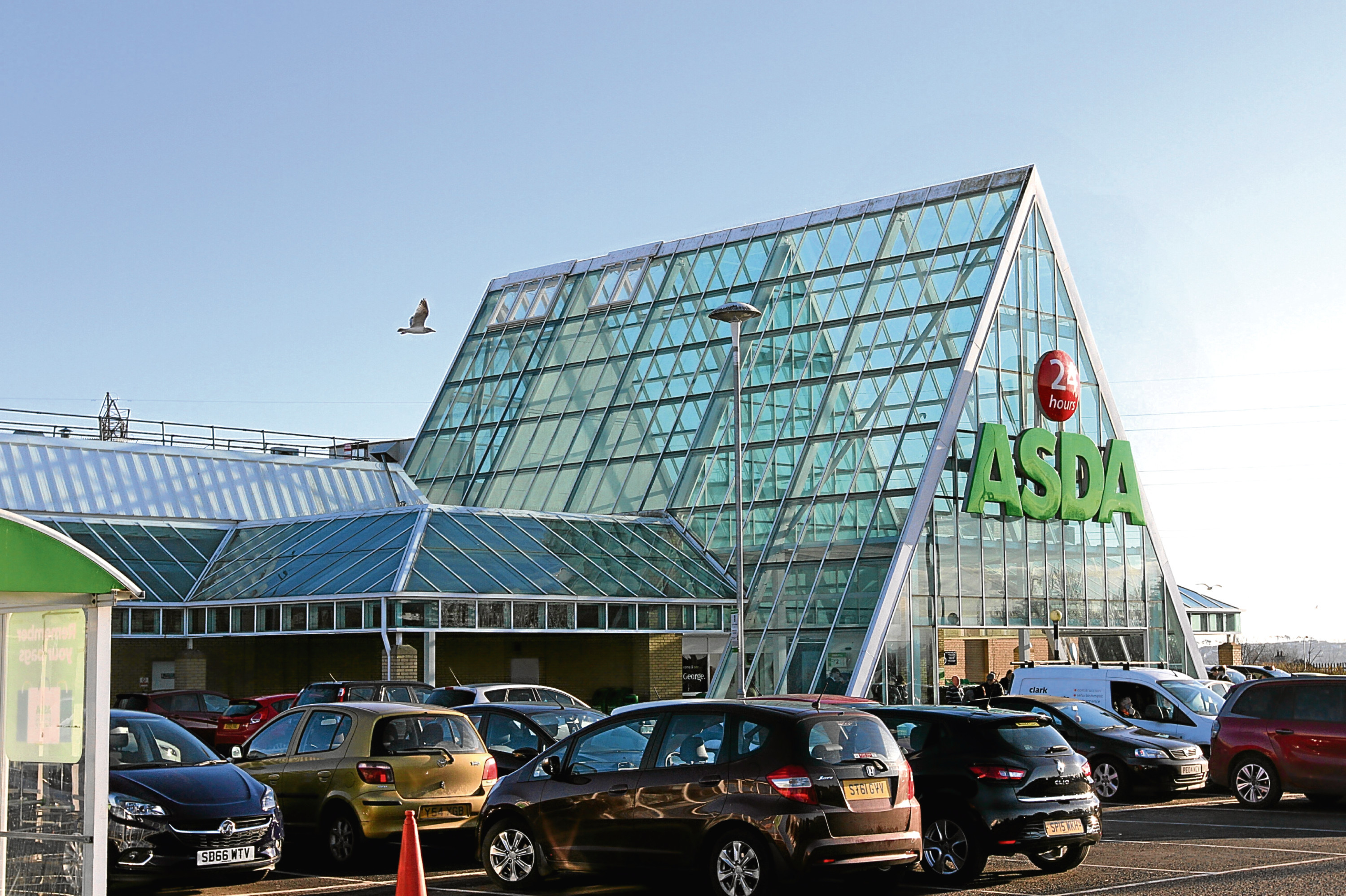 Asda Milton of Craigie (stock image)