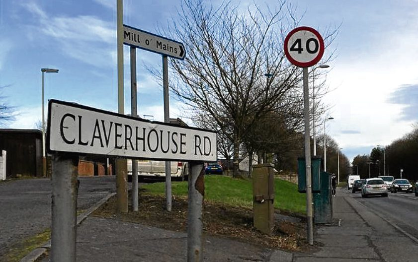 The eastbound lane of Claverhouse Rd is set to close for three weeks.