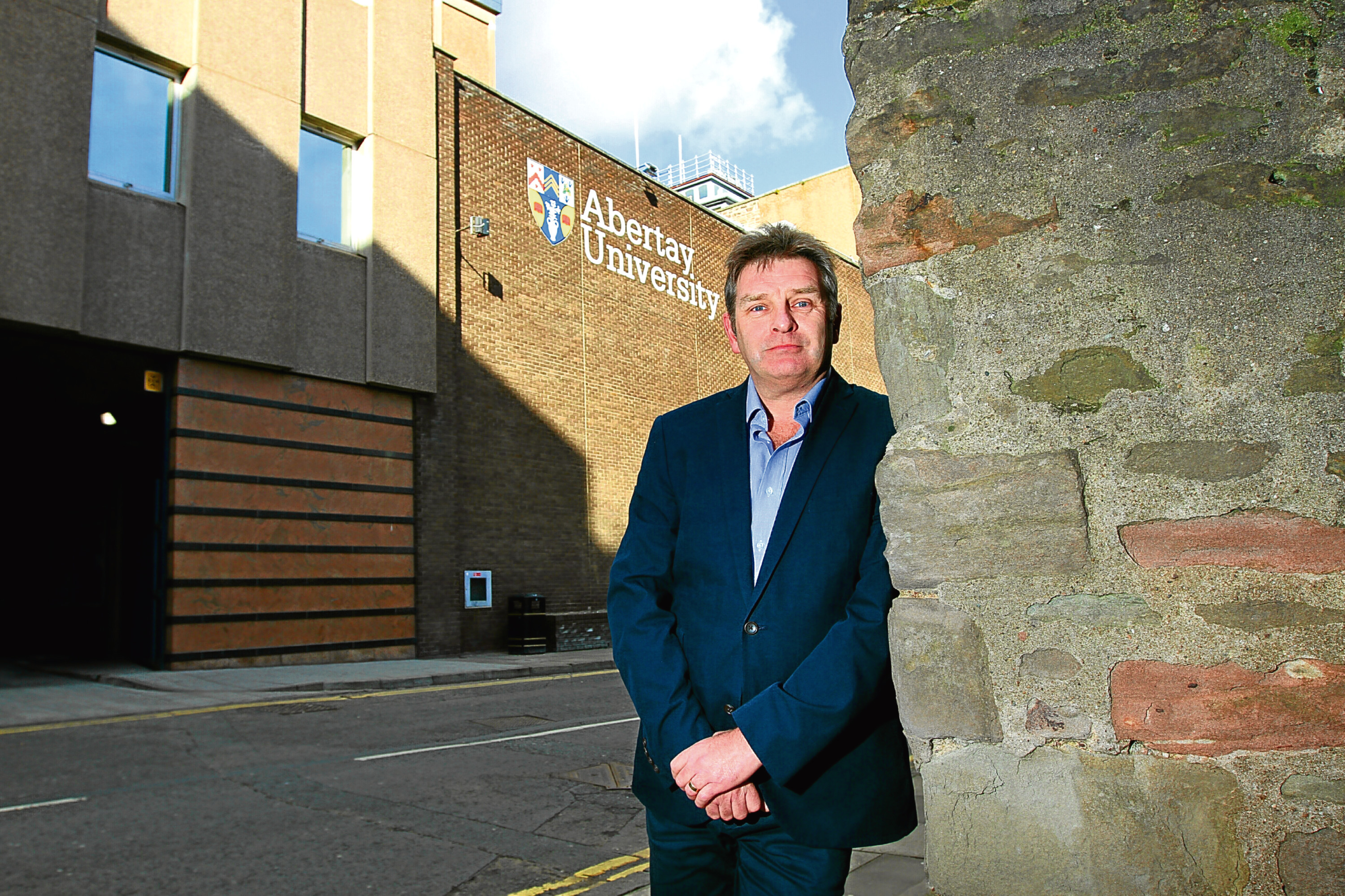 Neil Coupar spoke to the Tele about his career and the cases he has worked on.