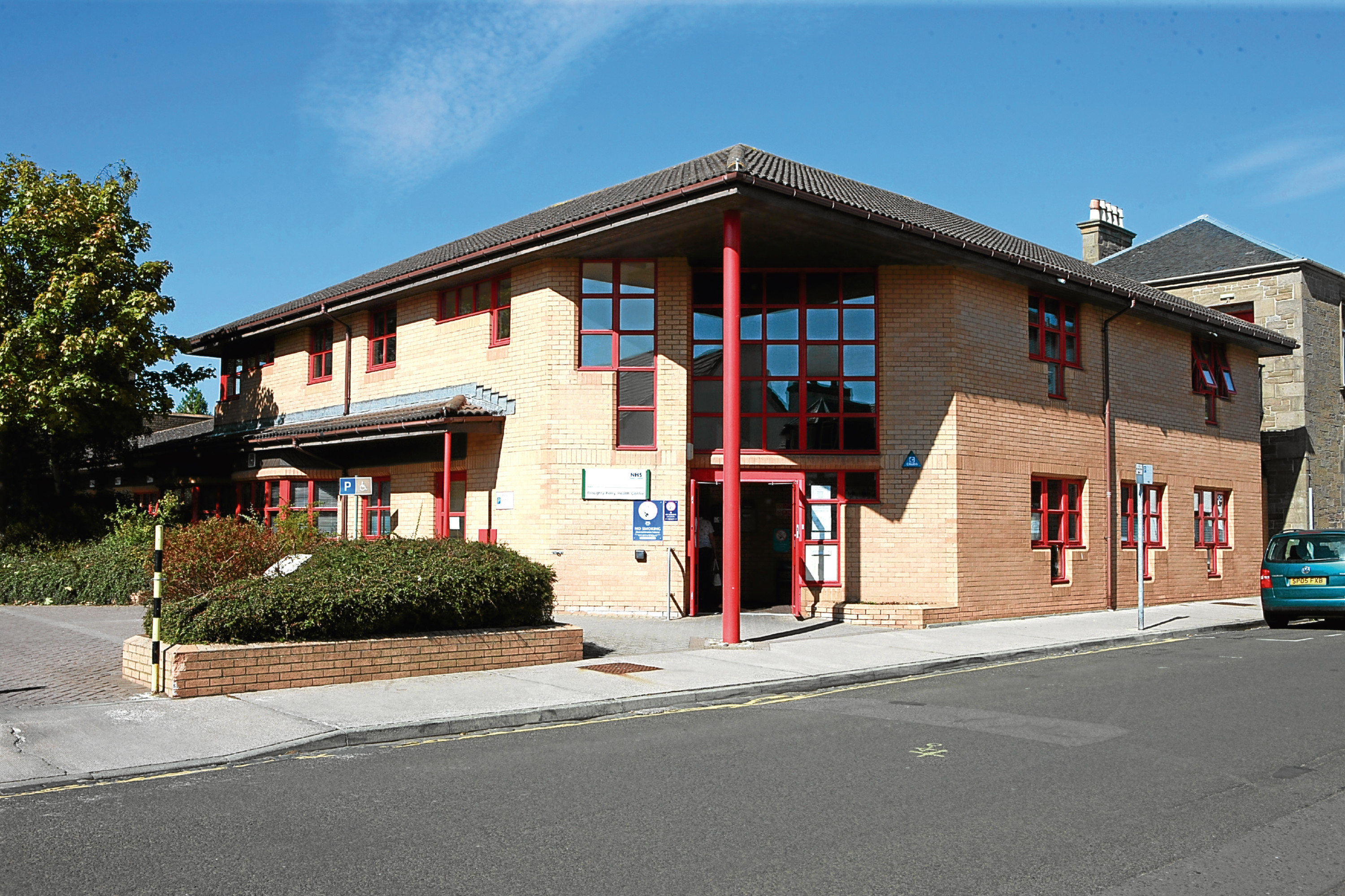 Broughty Ferry Health Centre.