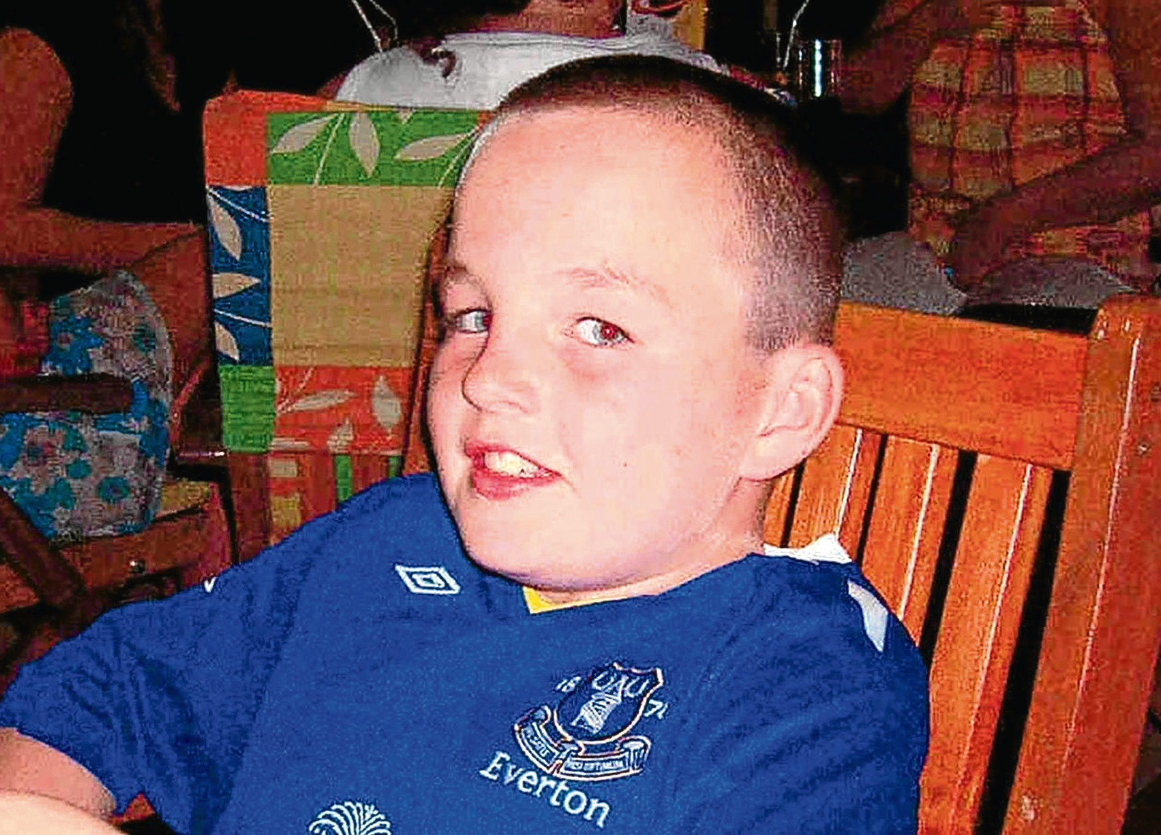 """James Yates and Dean Kelly were part of the """"Croxteth Crew"""" gang which aided Sean Mercer before and after he shot dead Rhys Jones, pictured, as he walked home from football training in Liverpool in 2007"""