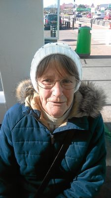 Joan Culloch, 72, a cleaner from Broughty Ferry Carrie Varjavandi, 61, an artist from Fairmuir Kieran Nicolson, 21, a support worker from Cupar Paula Diamond, 28, an early years practitioner from Craigie