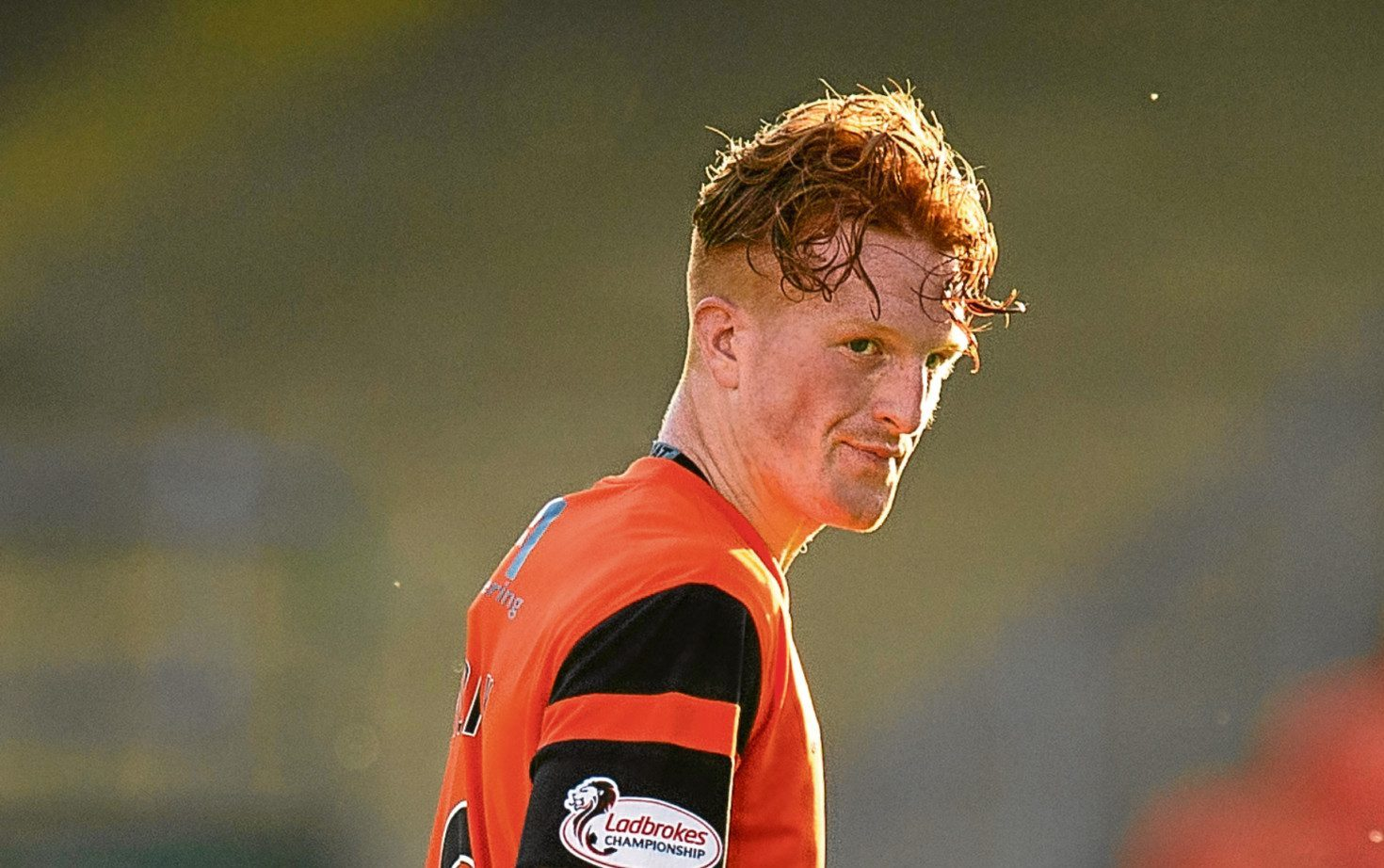Dundee United's Simon Murray