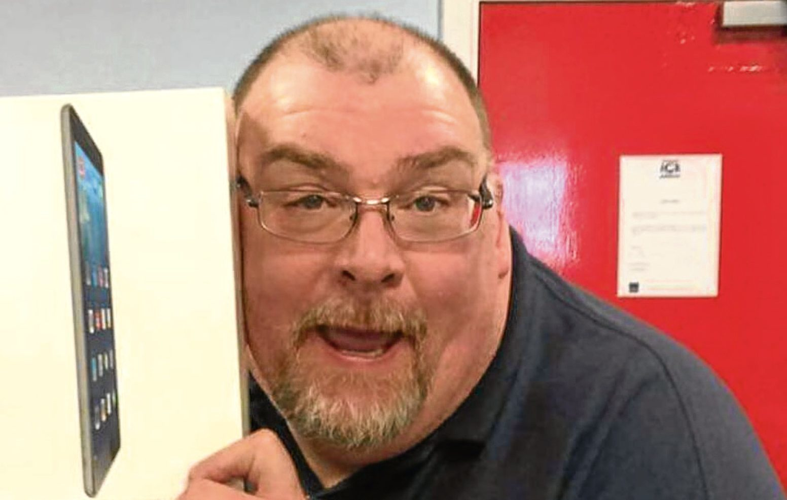 Andy Gilruth, who has died aged 48