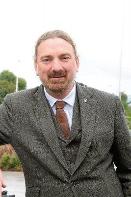 Gordon Robbie Evening Telegraph Chris Law MP Dundee West