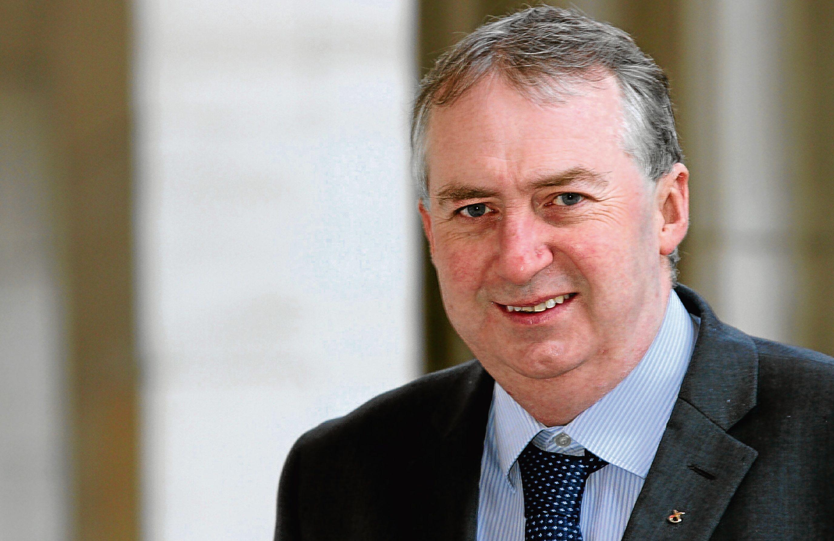 Dundee councillor Ken Lynn