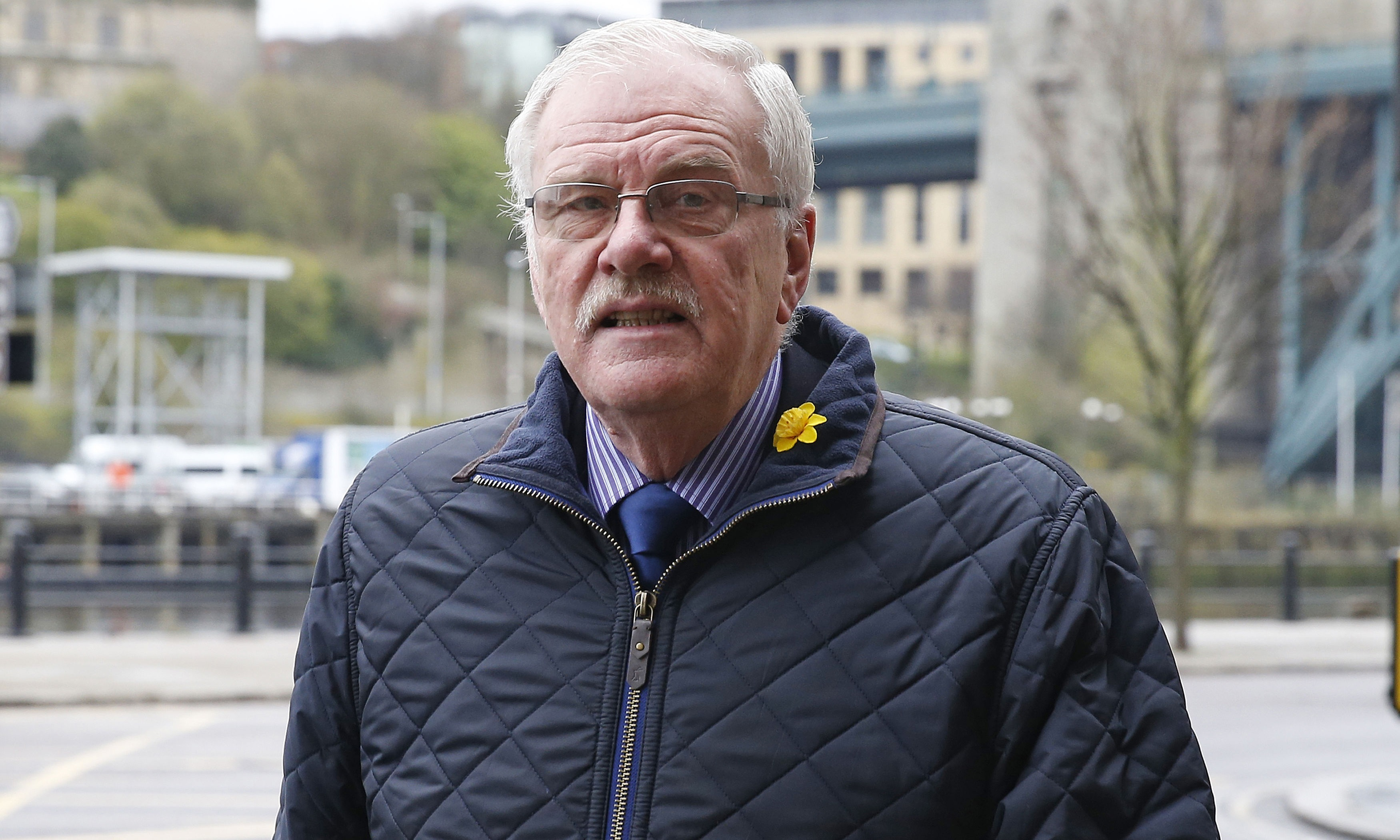 Colin Gregg who has been found guilty of nine counts of indecently assaulting boys.