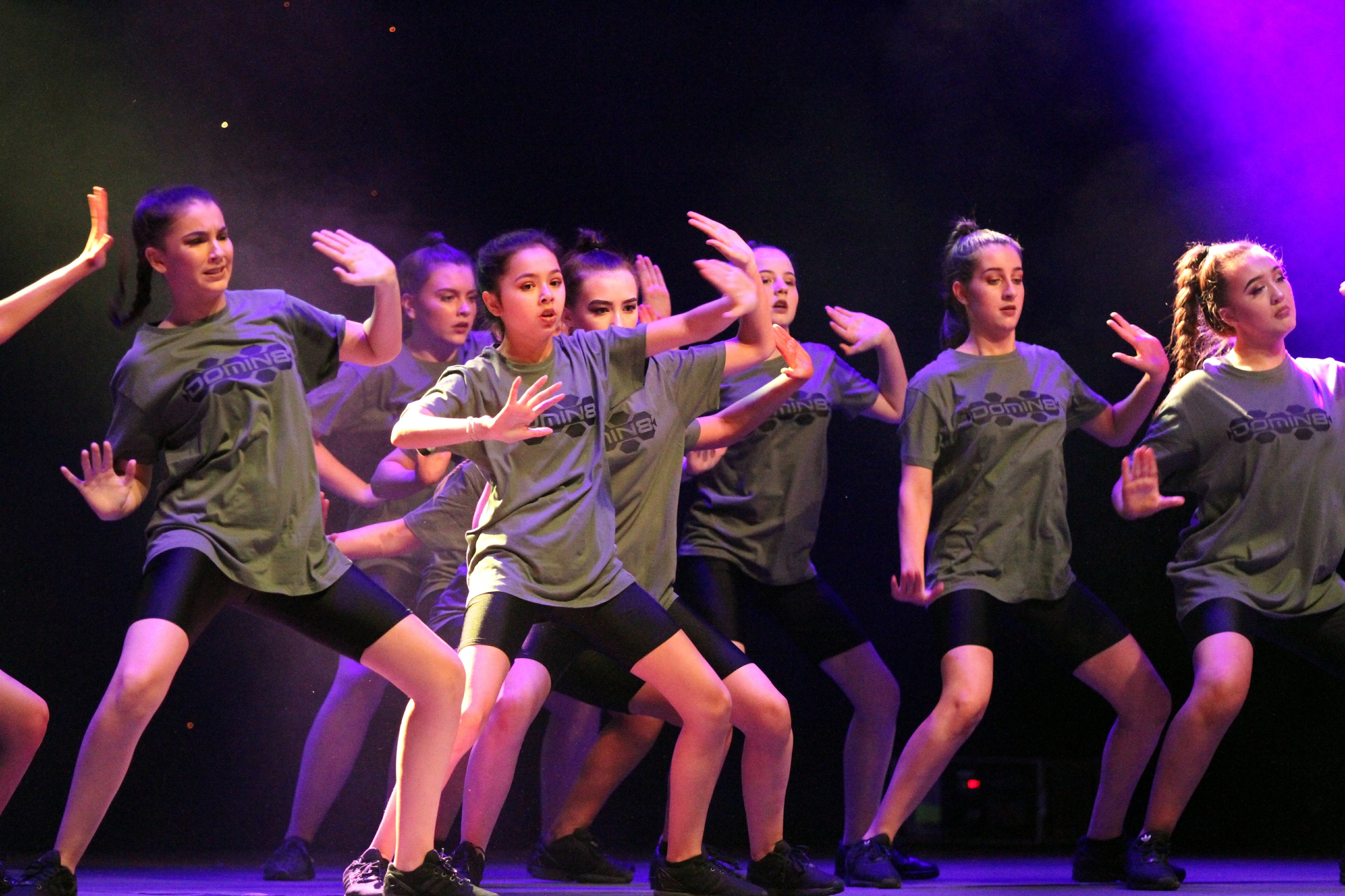Pupils from St Paul's perform at the Caird Hall