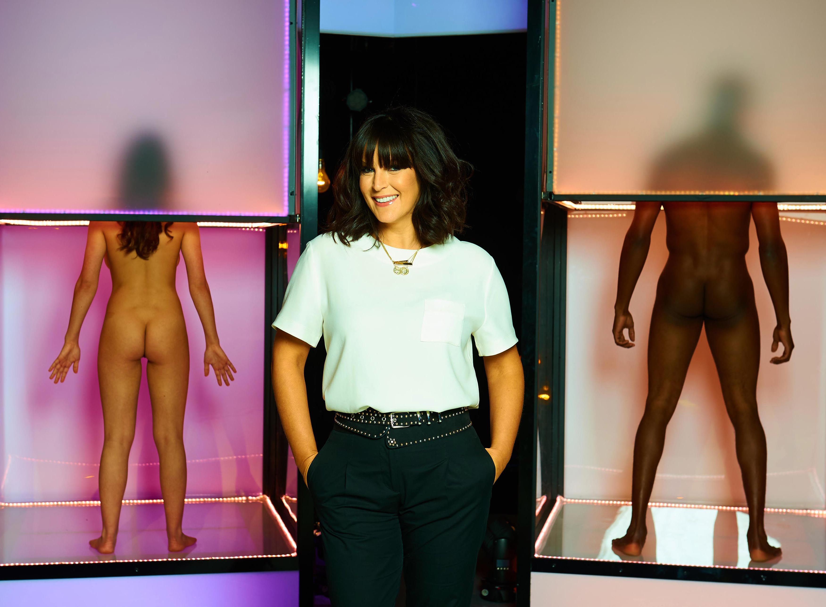 The show is fronted by Anna Richardson